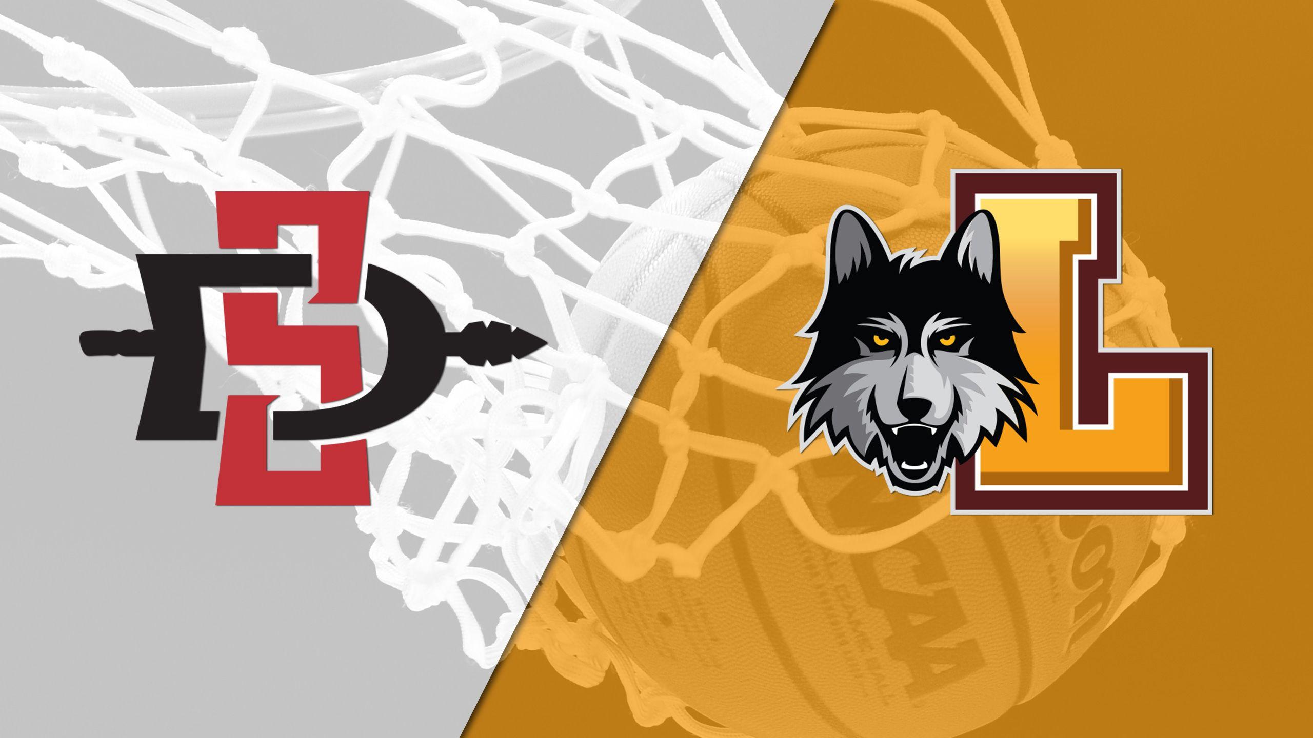 San Diego State vs. Loyola (M Basketball)