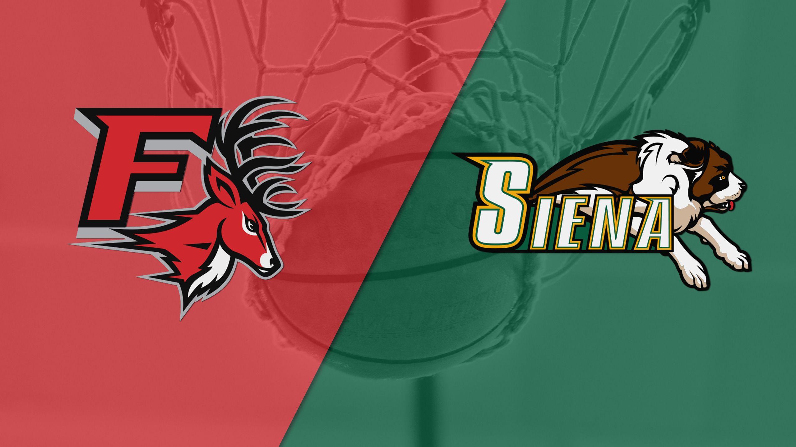 Fairfield vs. Siena (M Basketball)