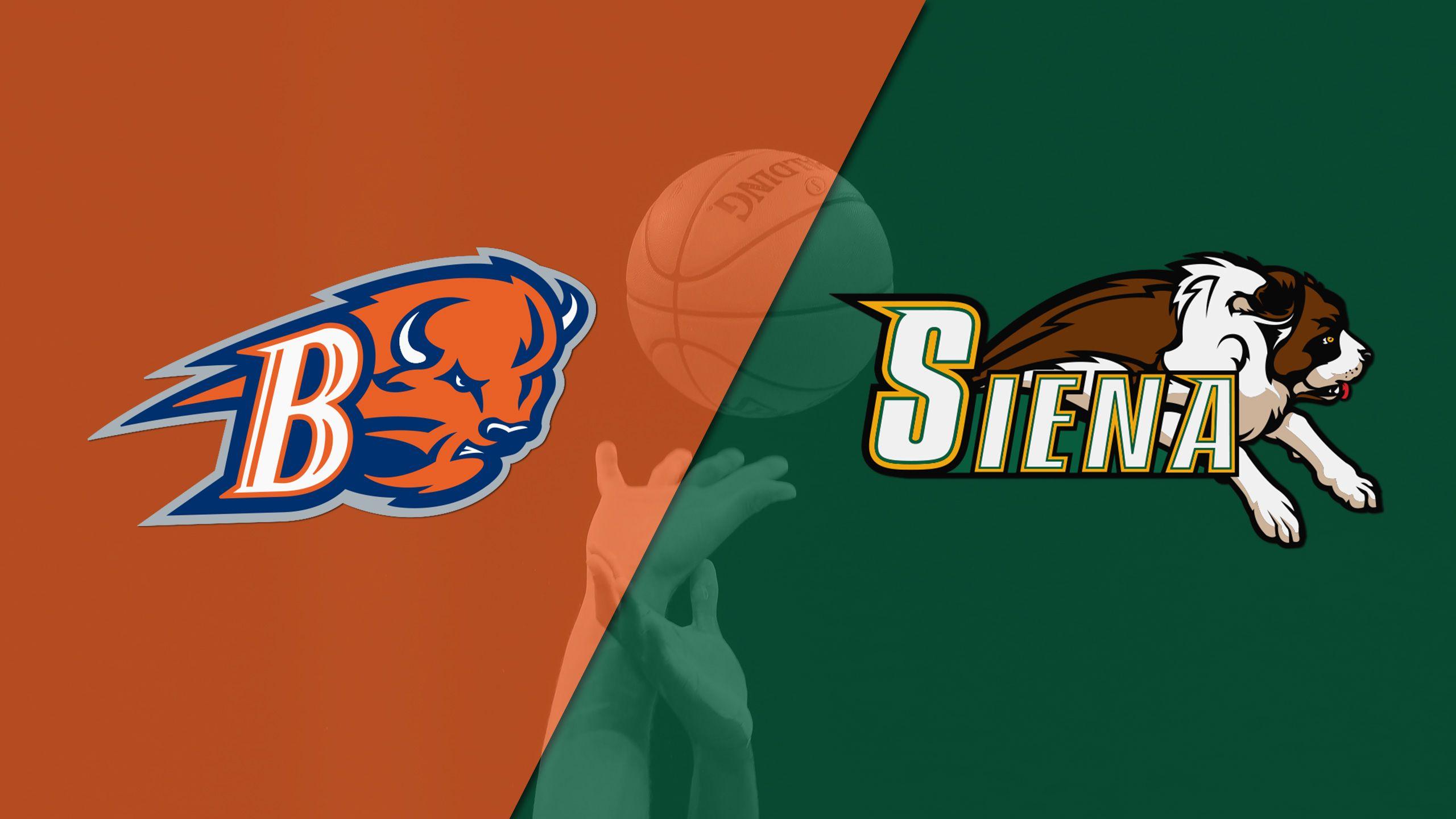 Bucknell vs. Siena (M Basketball)