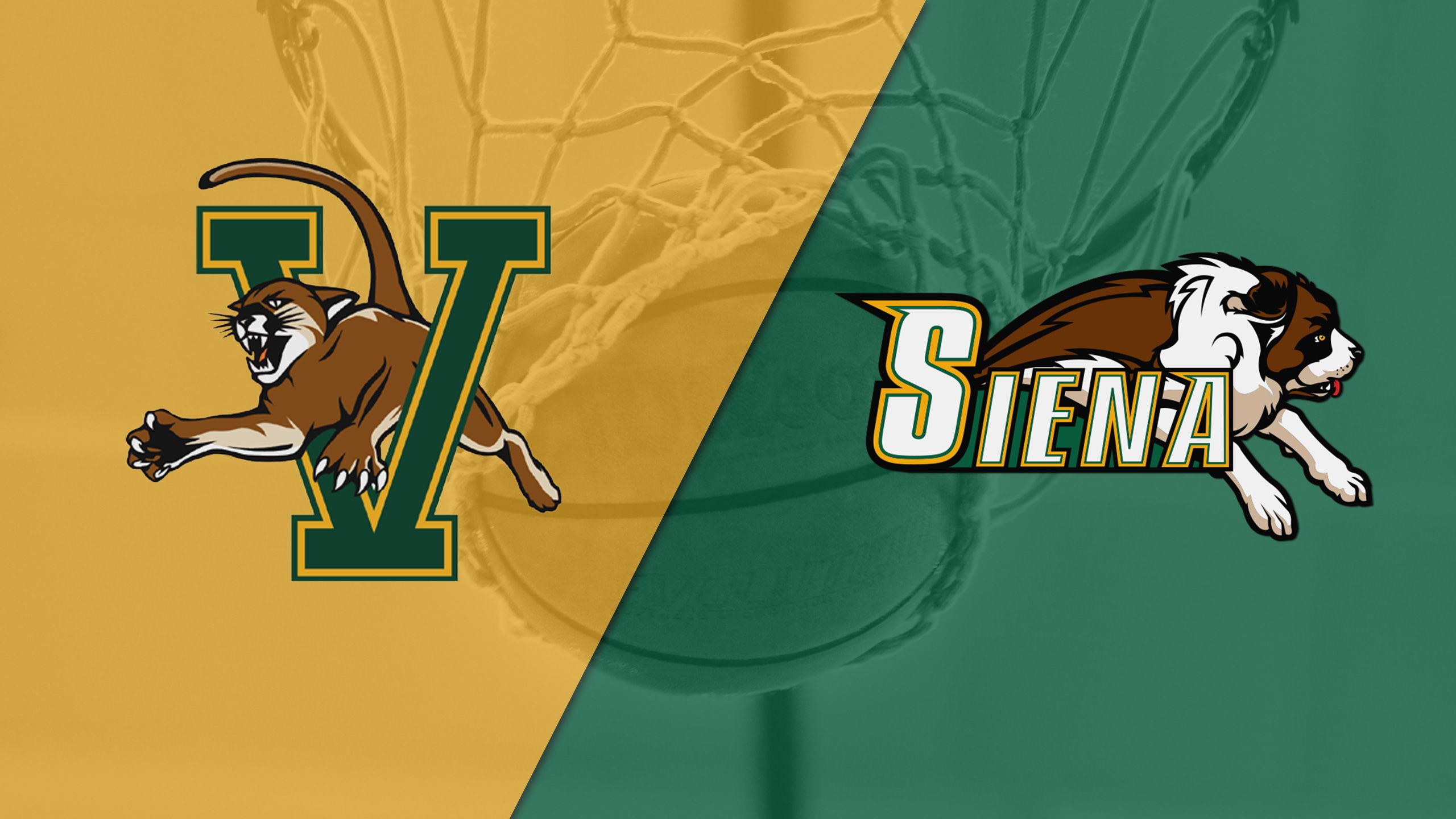 Vermont vs. Siena (M Basketball)