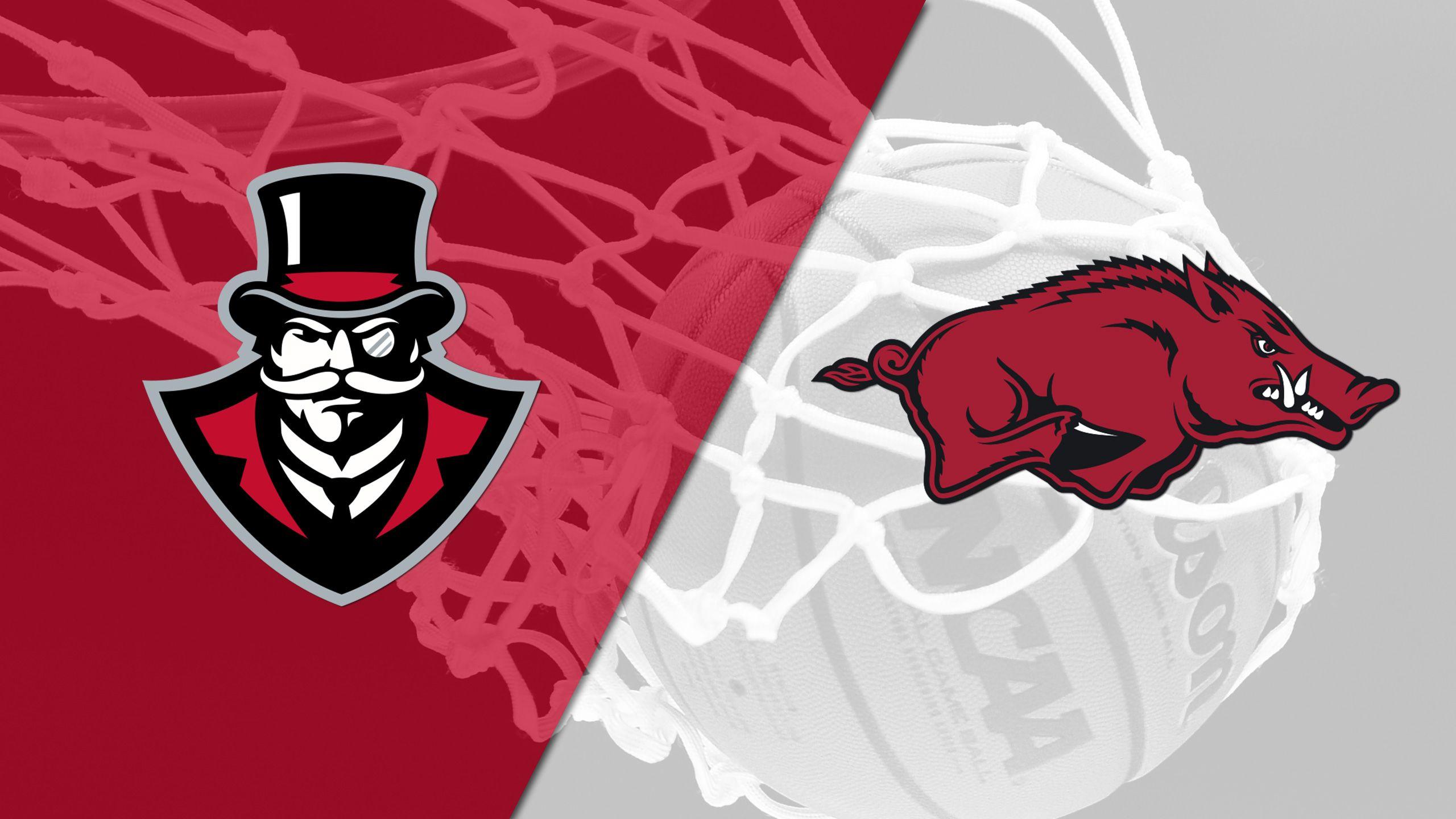 Austin Peay vs. Arkansas (M Basketball)