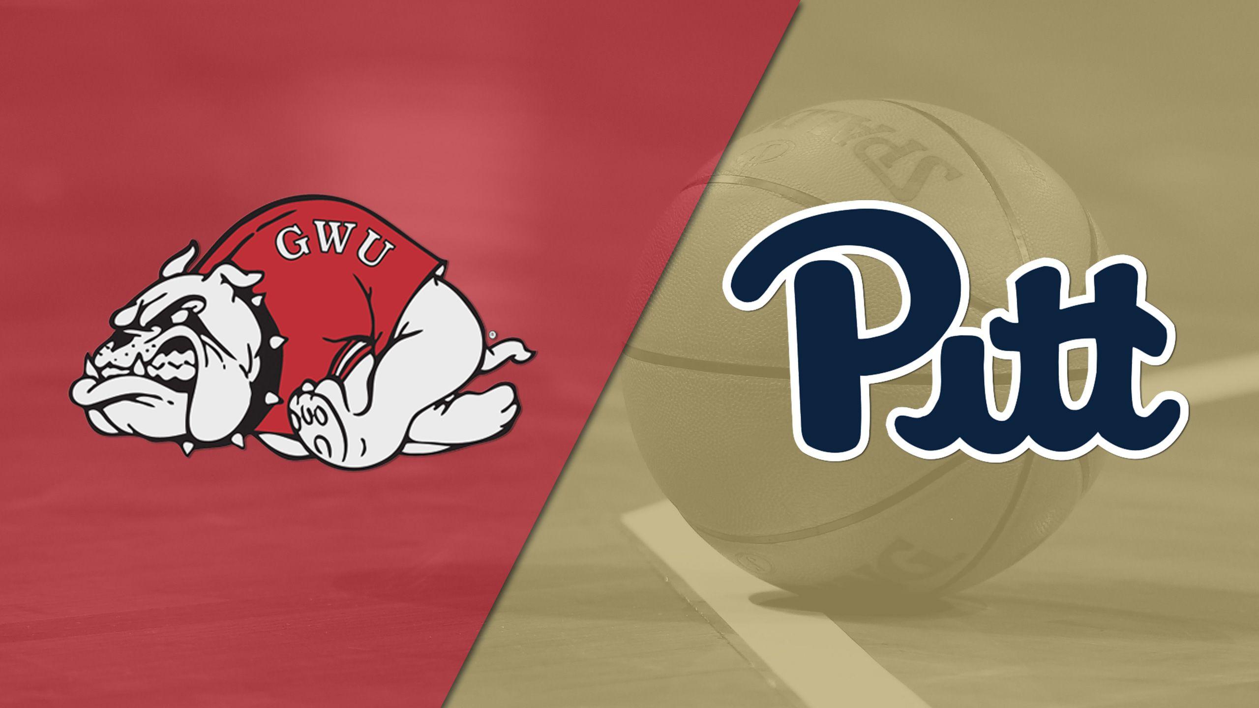 Gardner-Webb vs. Pittsburgh (M Basketball)
