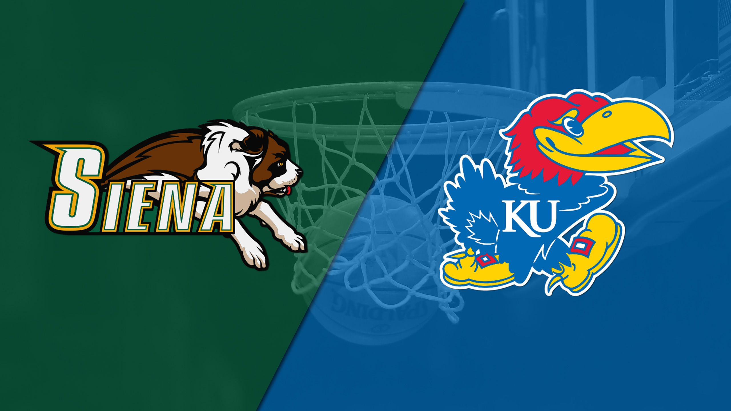 Siena vs. #7 Kansas (M Basketball)