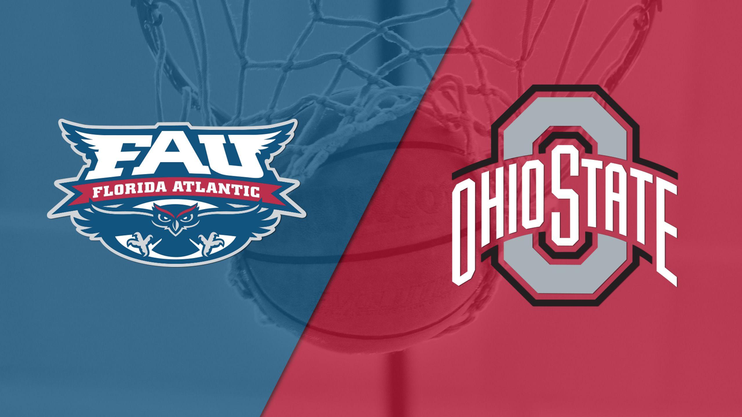 Florida Atlantic vs. Ohio State (M Basketball)