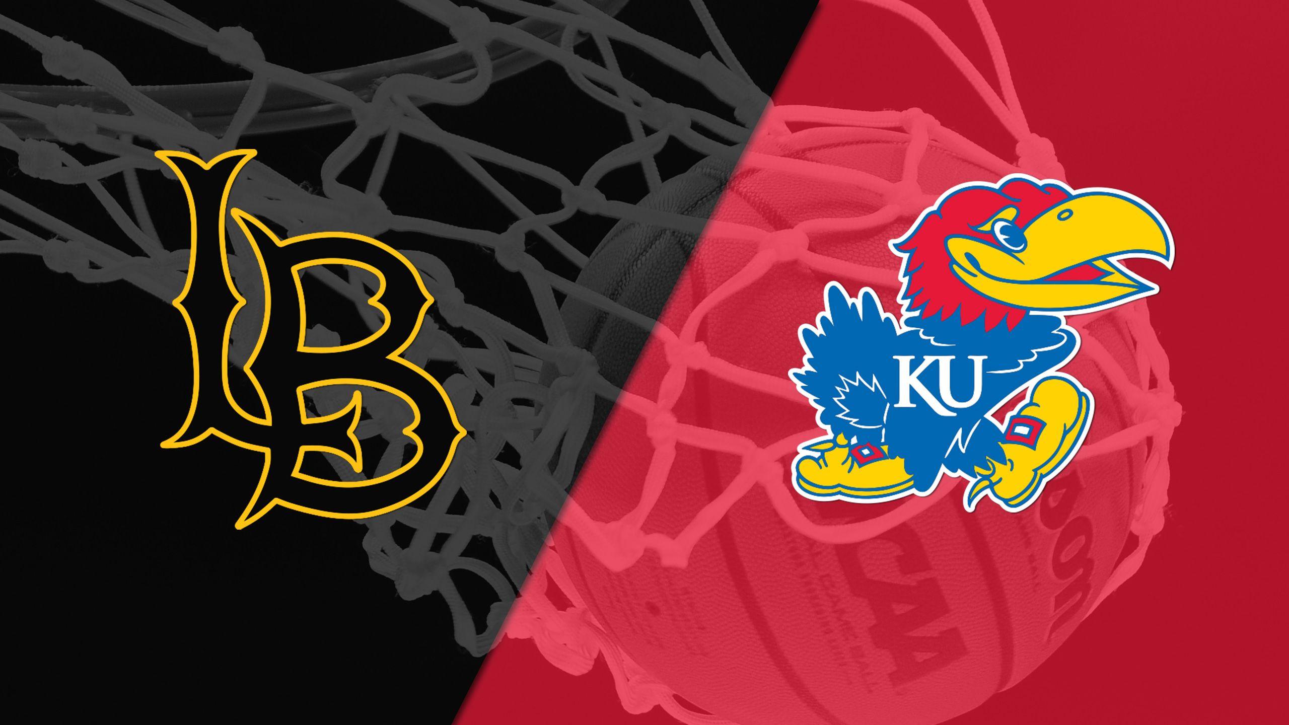Long Beach State vs. #4 Kansas (M Basketball)