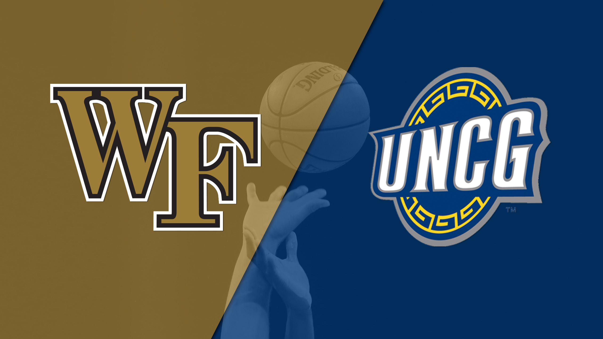 Wake Forest vs. UNC Greensboro (M Basketball)