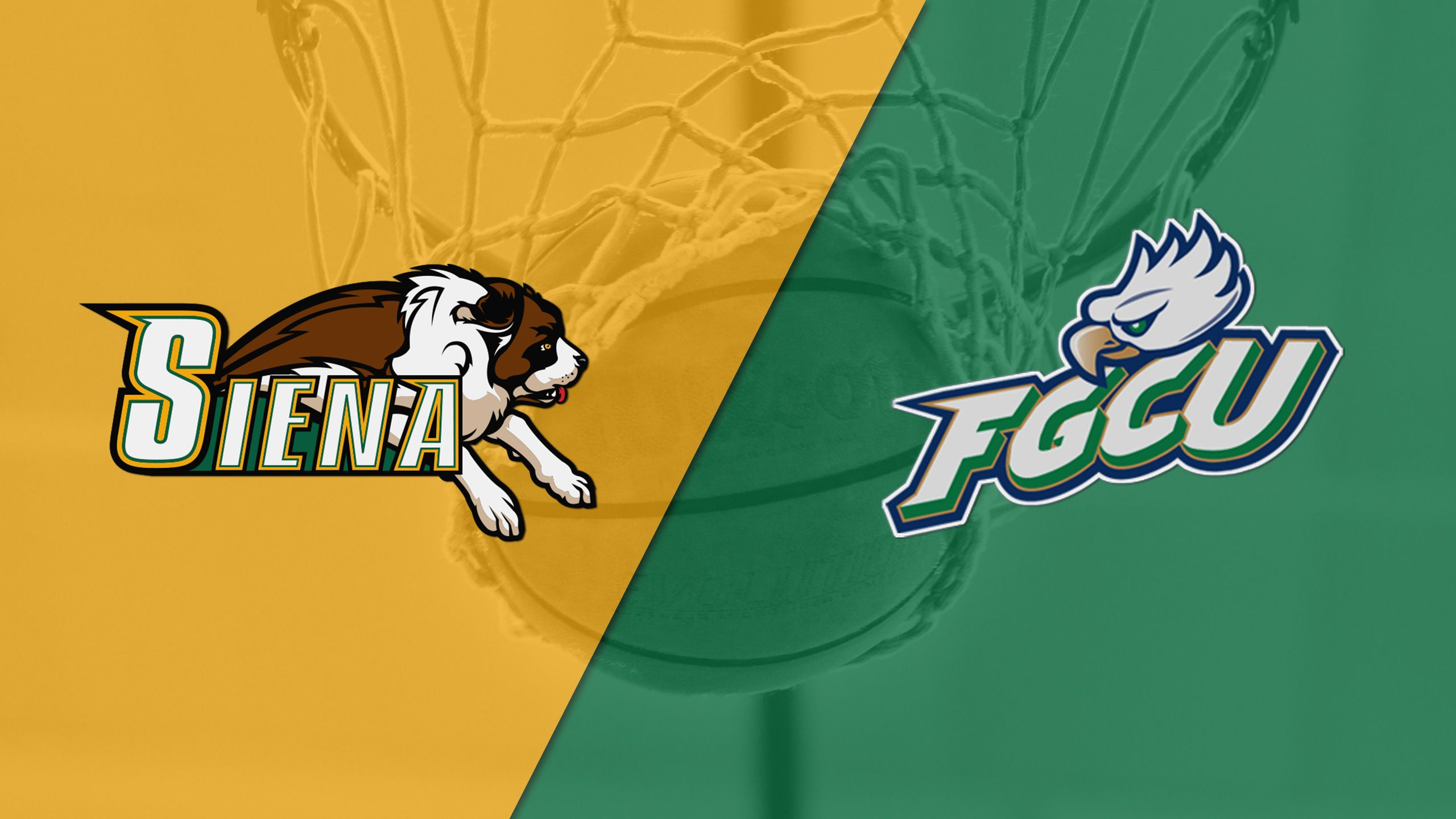 Siena vs. Florida Gulf Coast (M Basketball)