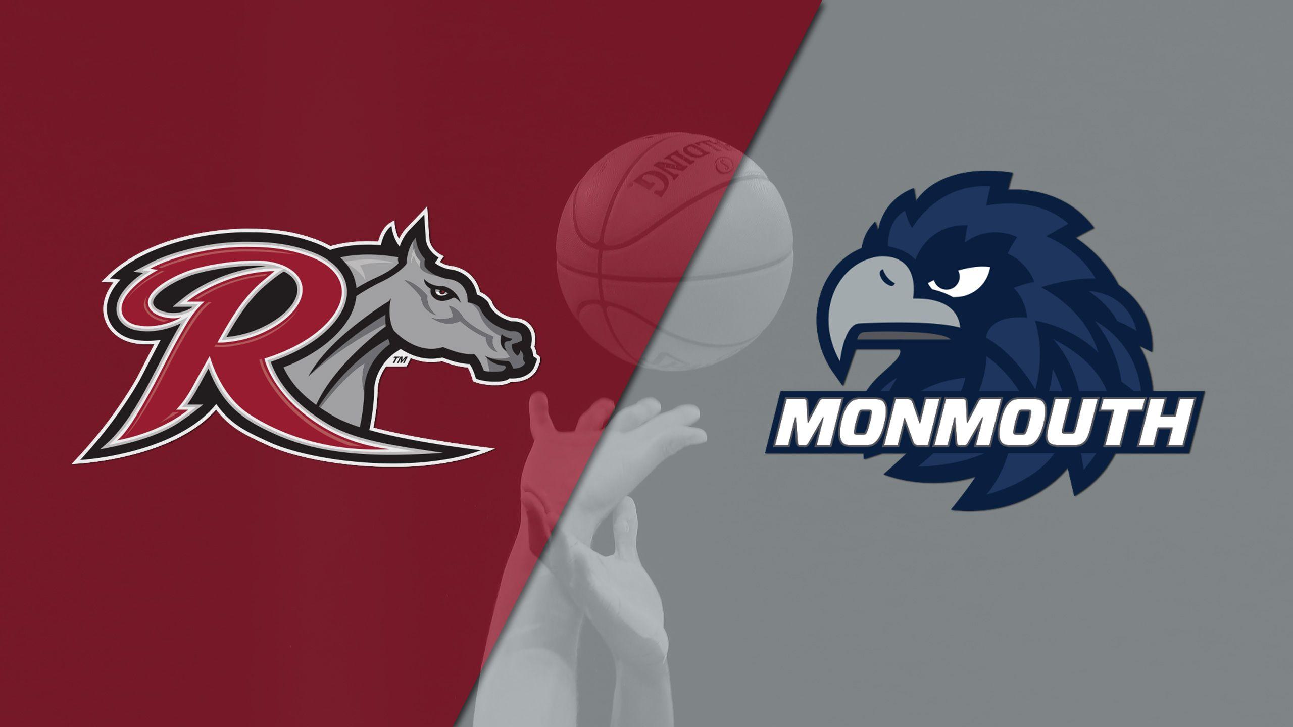 Rider vs. Monmouth (M Basketball)
