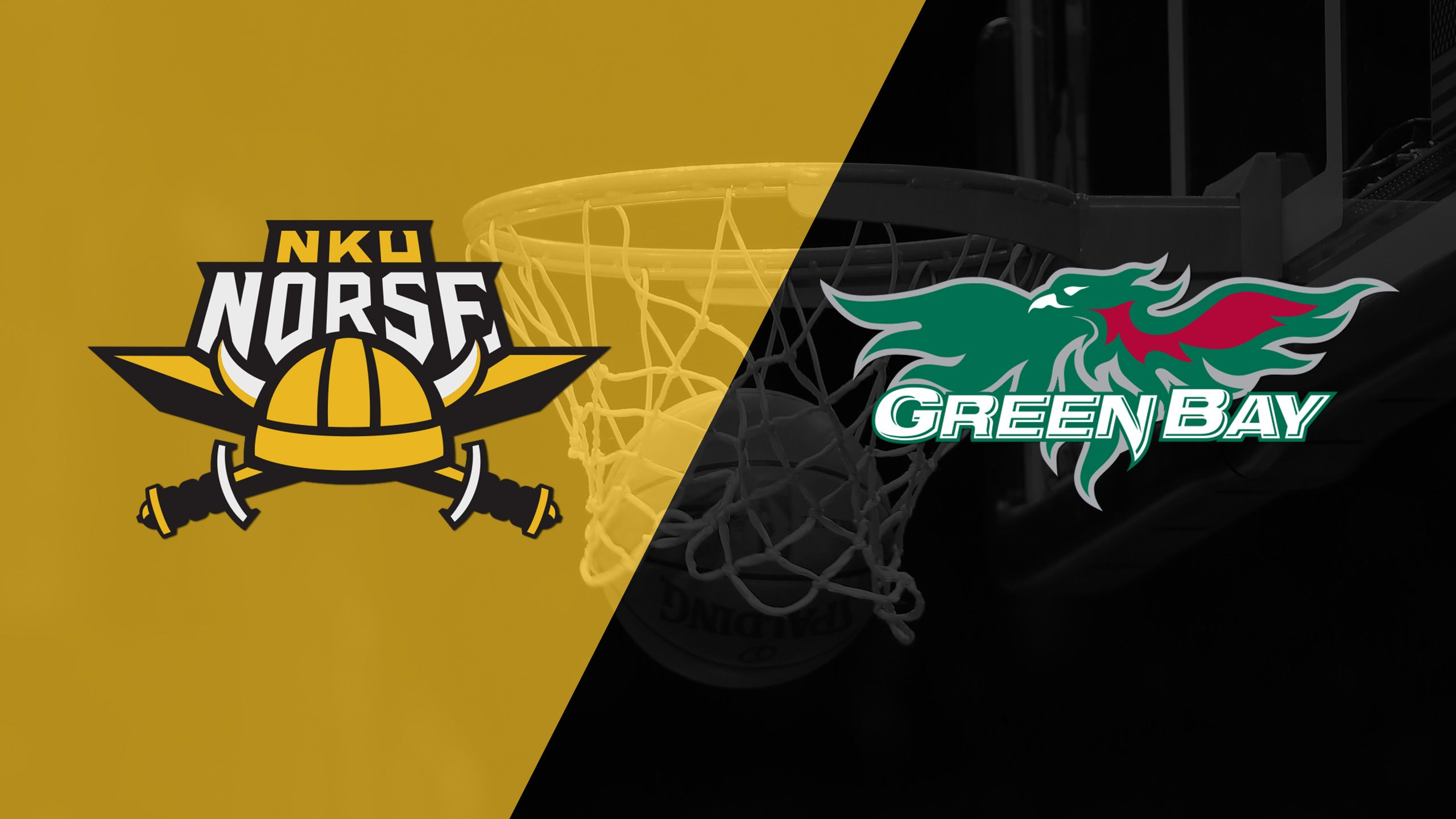 Northern Kentucky vs. Green Bay (M Basketball)