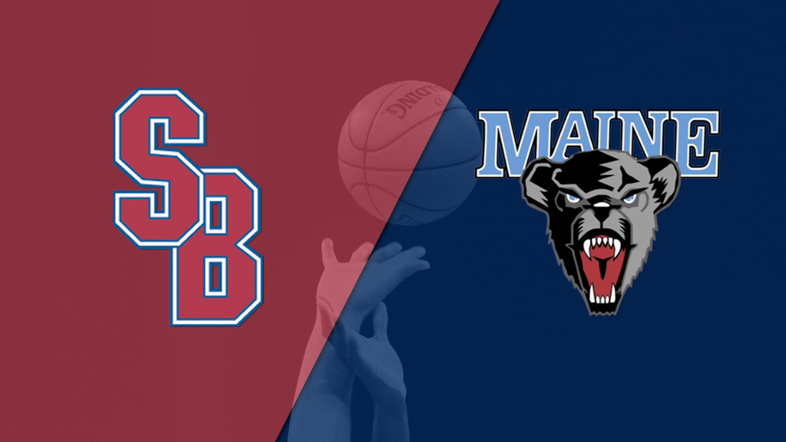 Stony Brook vs. Maine (M Basketball)