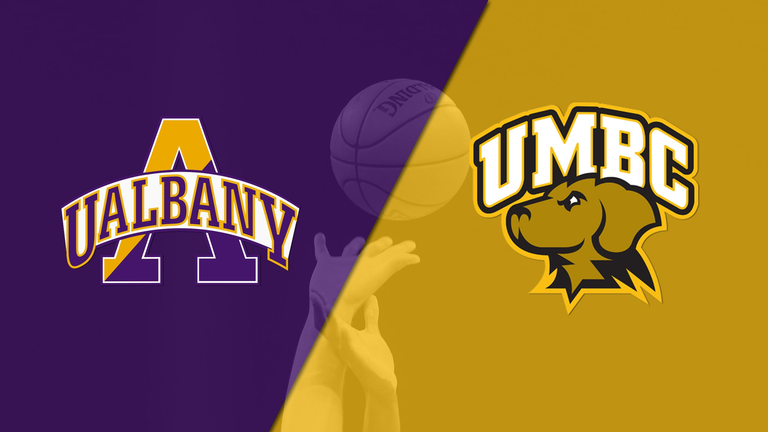 Albany vs. UMBC (M Basketball)