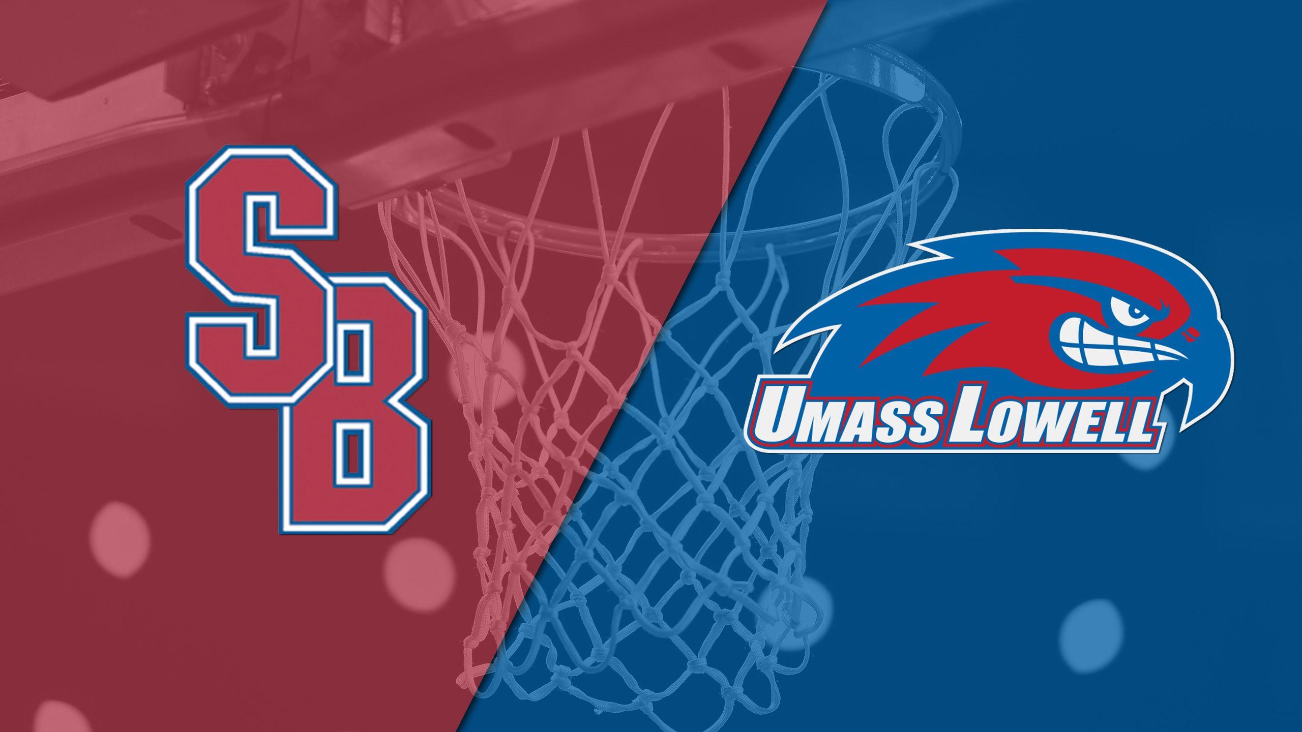 Stony Brook vs. UMass Lowell (M Basketball)