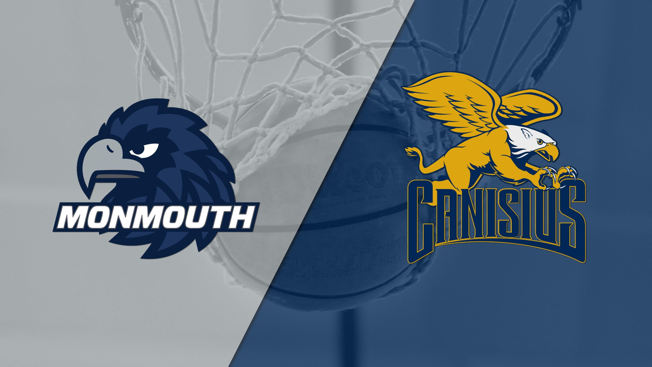Monmouth vs. Canisius (M Basketball)