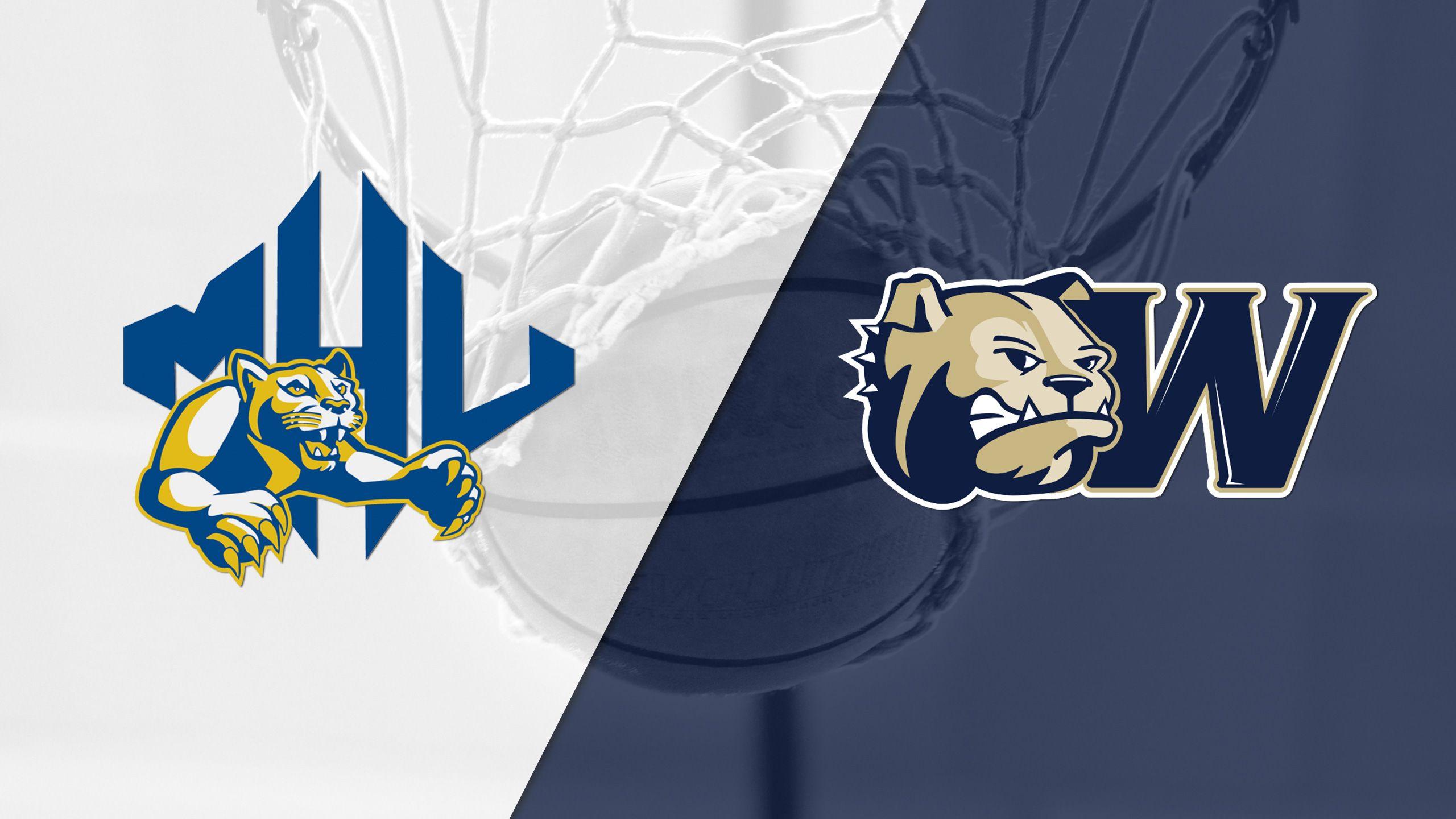 Mars Hill vs. Wingate (M Basketball)