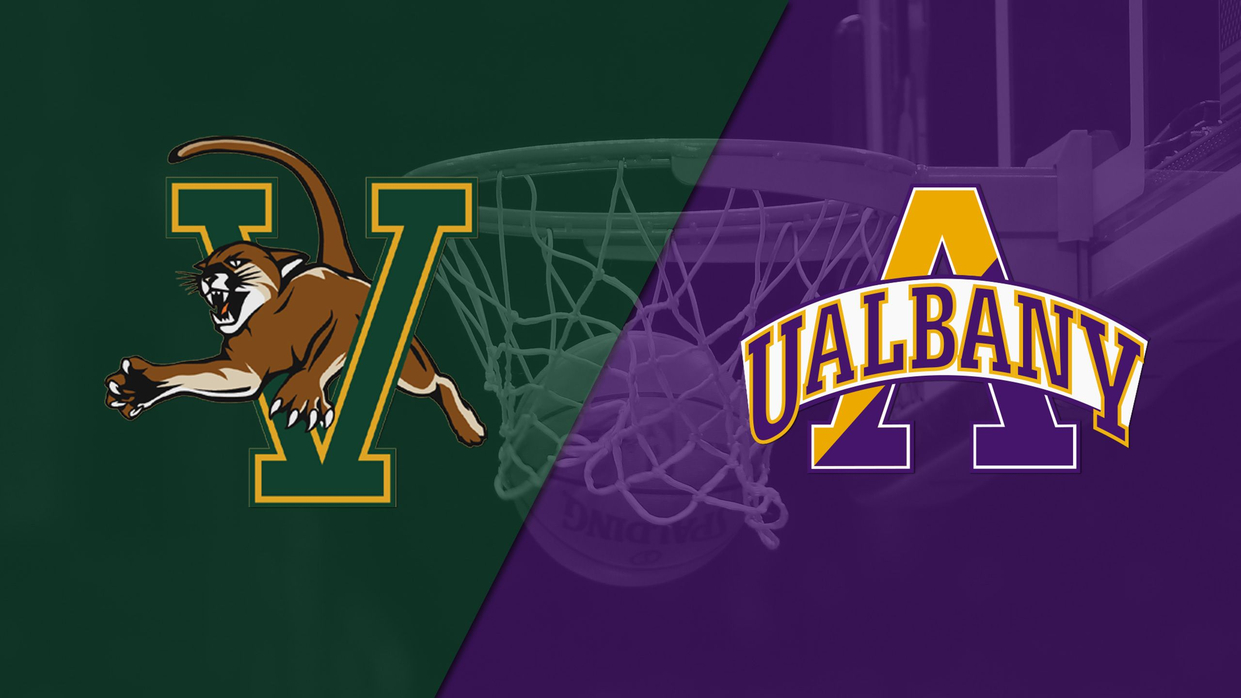 Vermont vs. Albany (M Basketball)