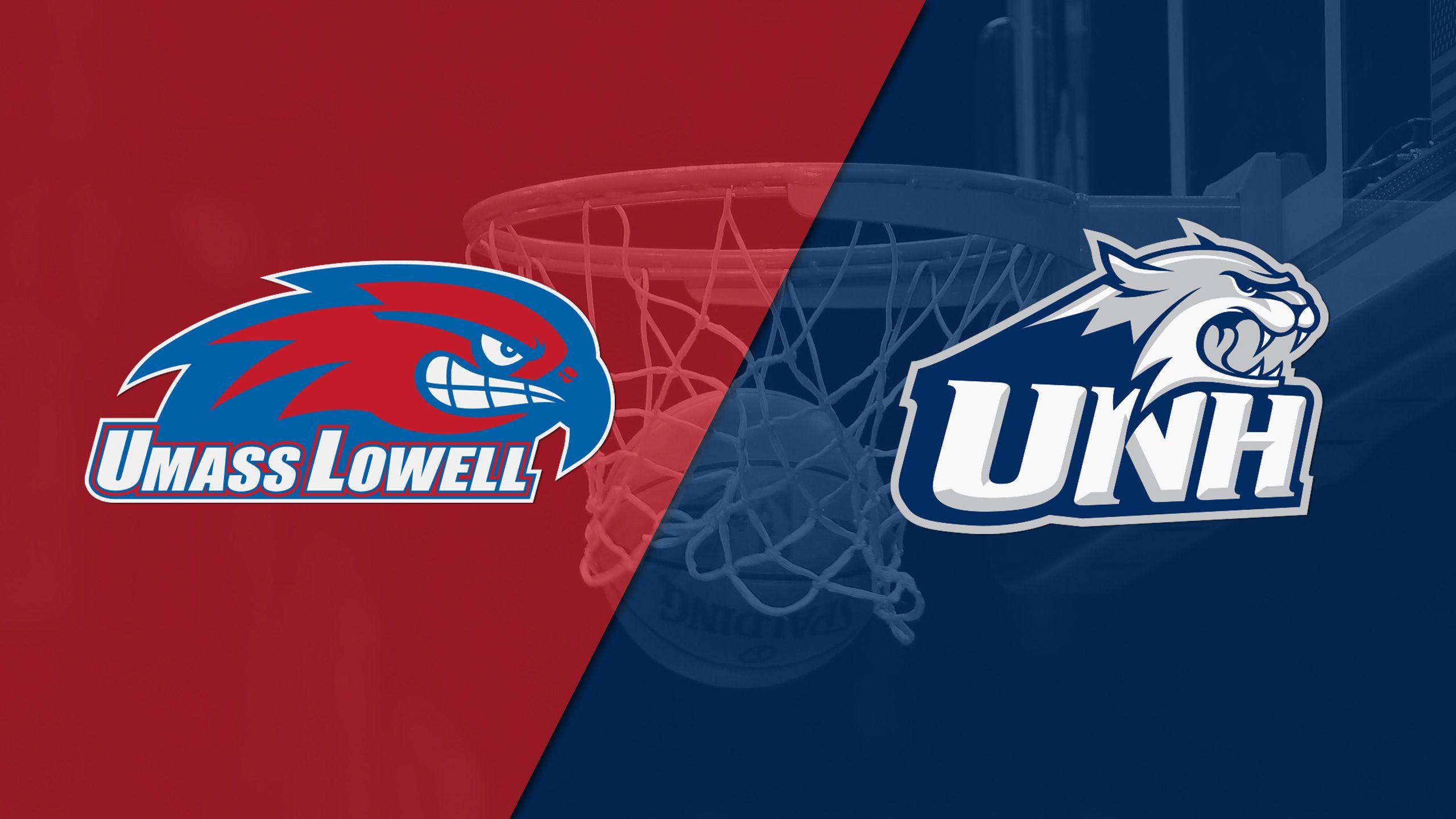 UMass Lowell vs. New Hampshire (M Basketball)