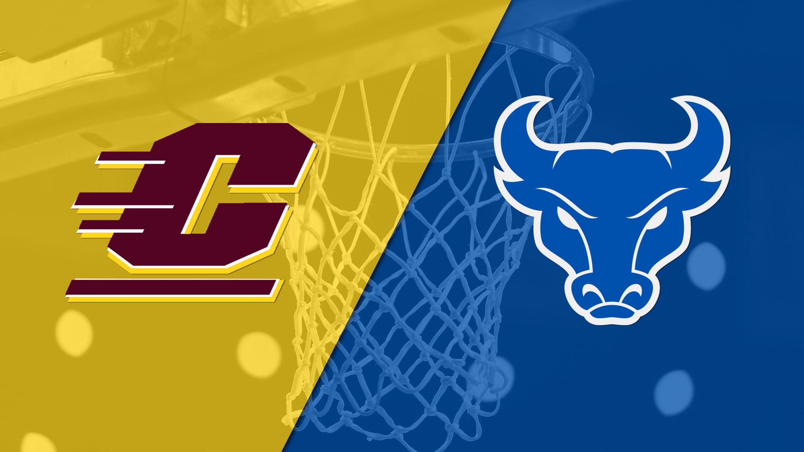 Central Michigan vs. Buffalo (M Basketball)