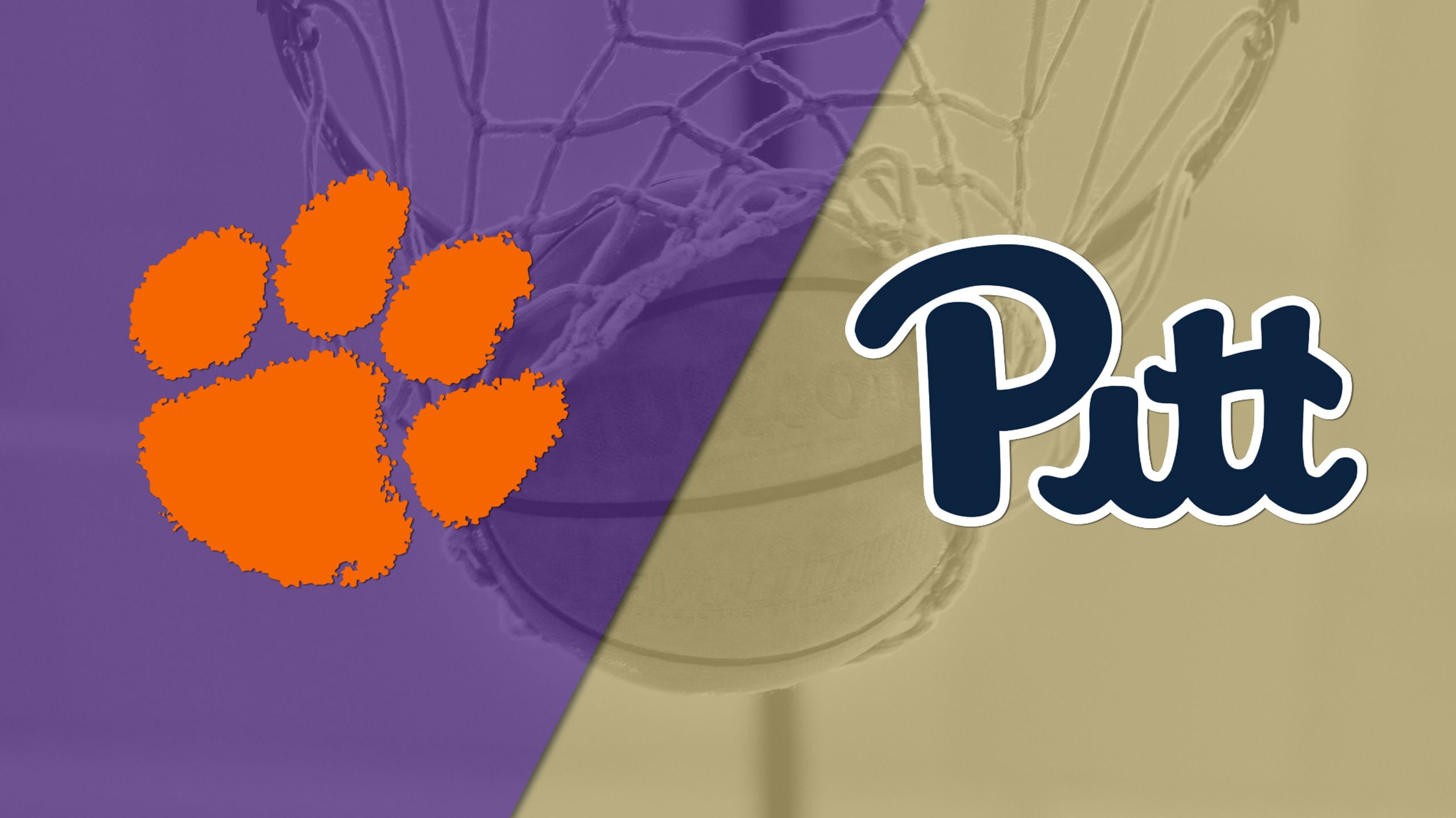 Clemson vs. Pittsburgh (M Basketball)