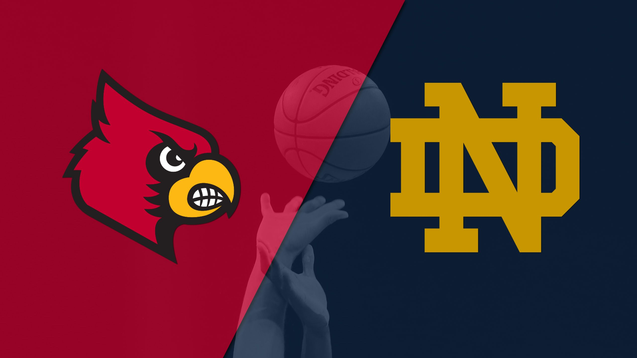 #9 Louisville vs. #23 Notre Dame (M Basketball)