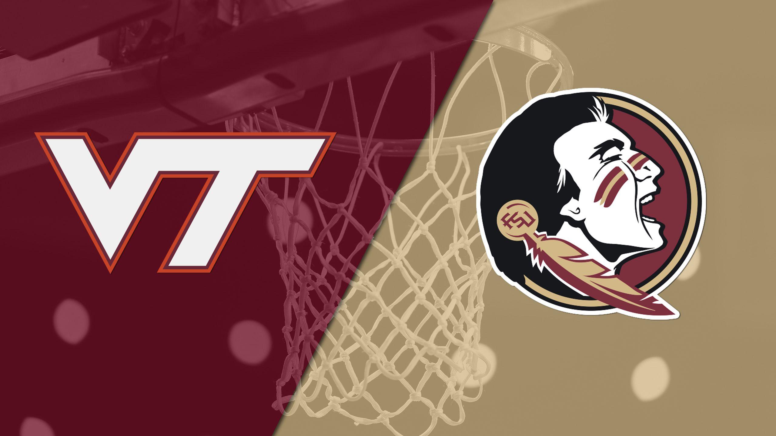 #21 Virginia Tech vs. #12 Florida State (M Basketball)