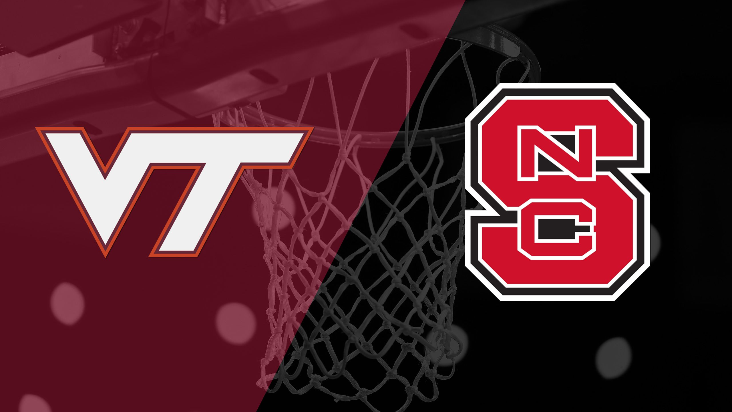 #21 Virginia Tech vs. NC State (M Basketball)