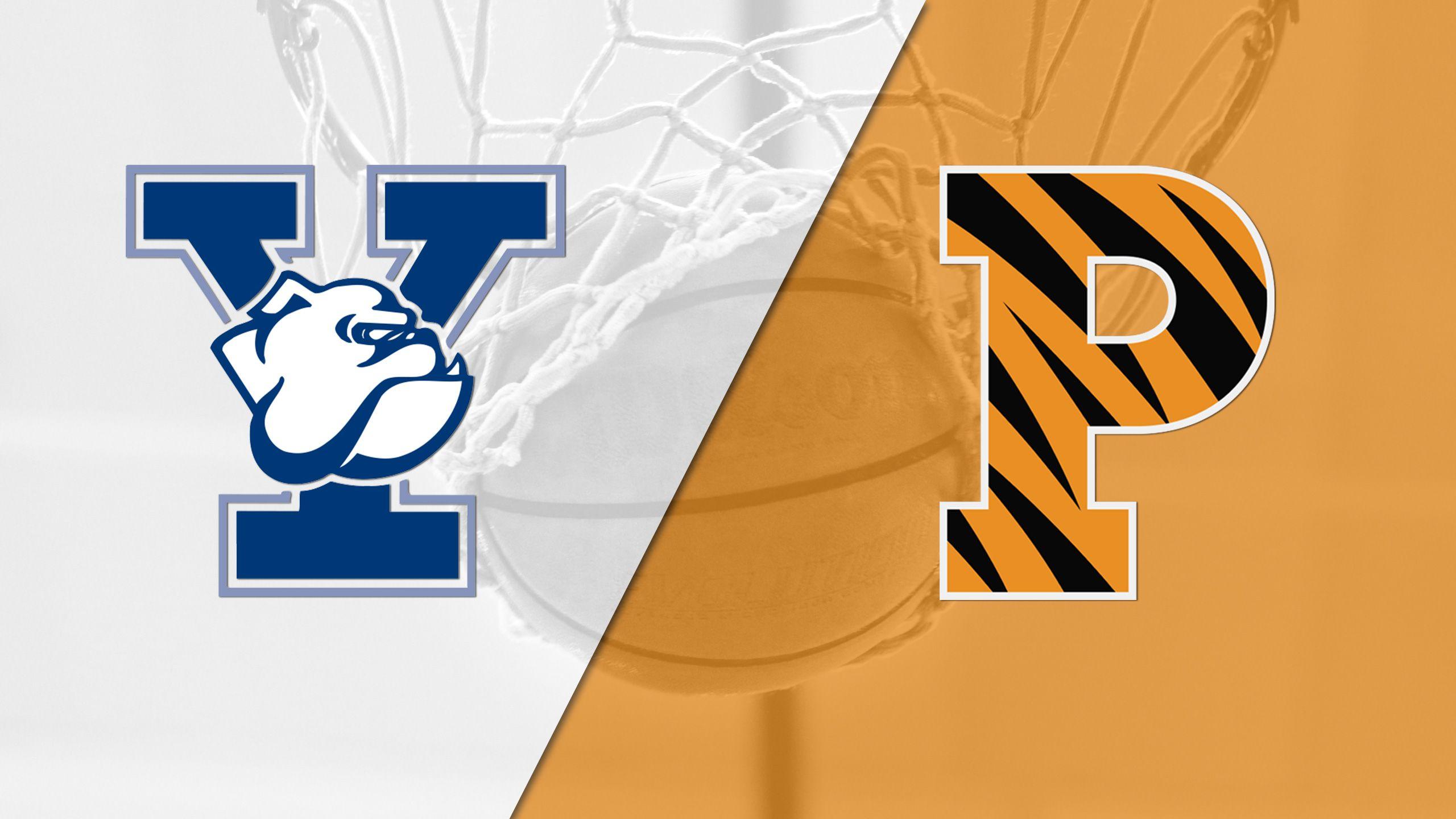 Yale vs. Princeton (M Basketball)