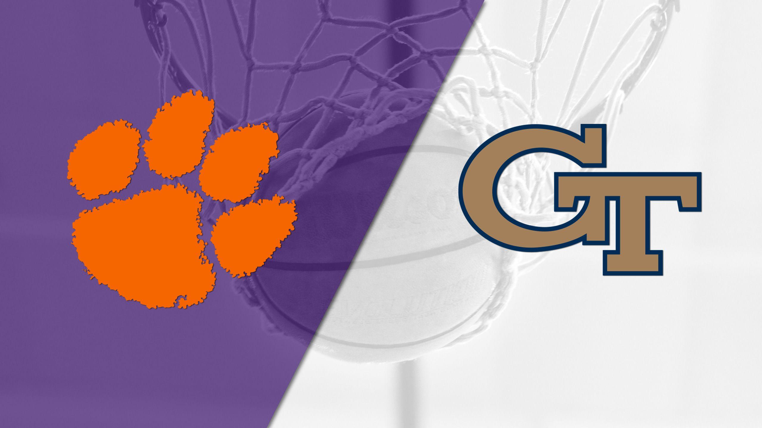 Clemson vs. Georgia Tech (M Basketball)