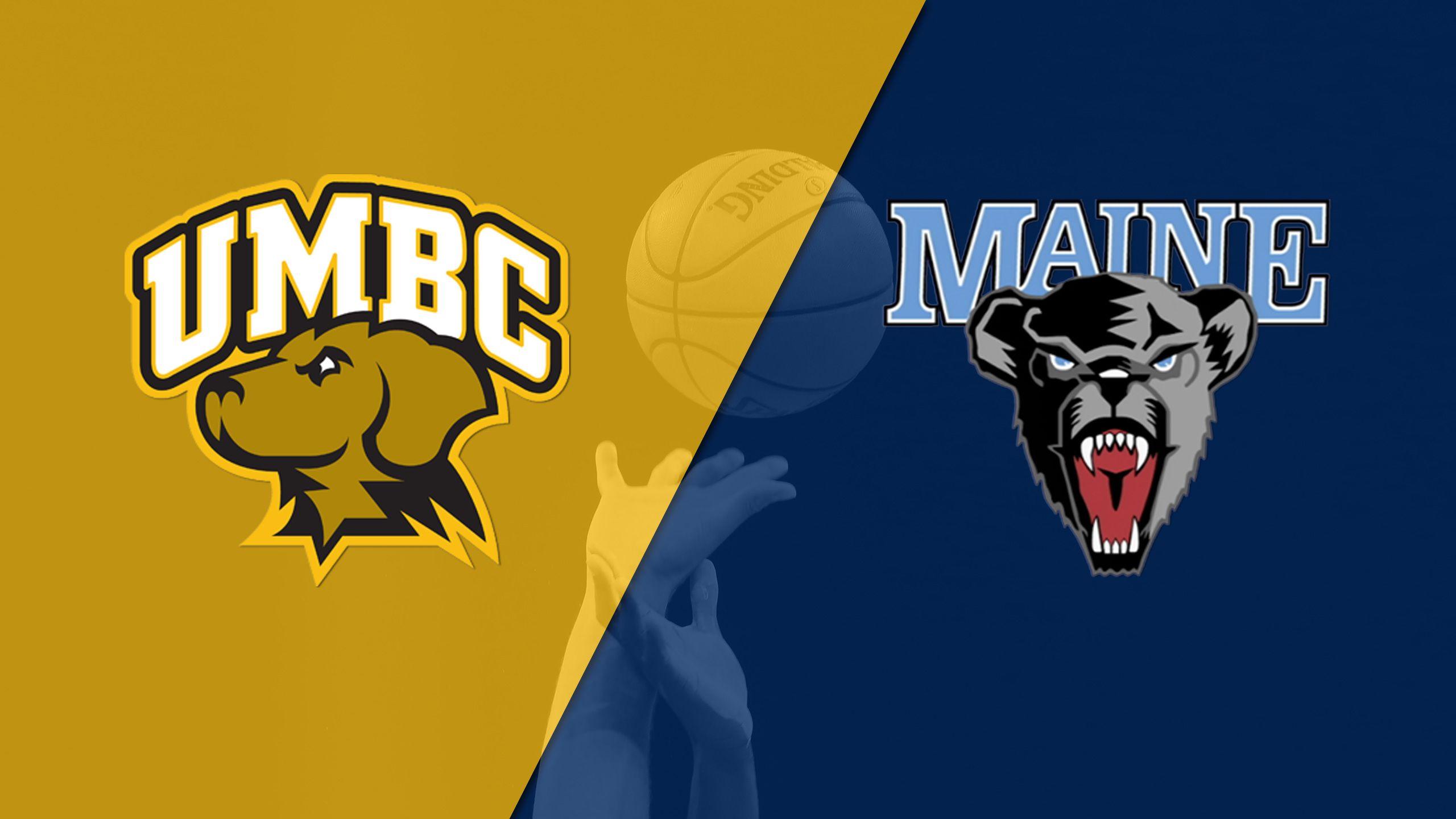 UMBC vs. Maine (M Basketball)