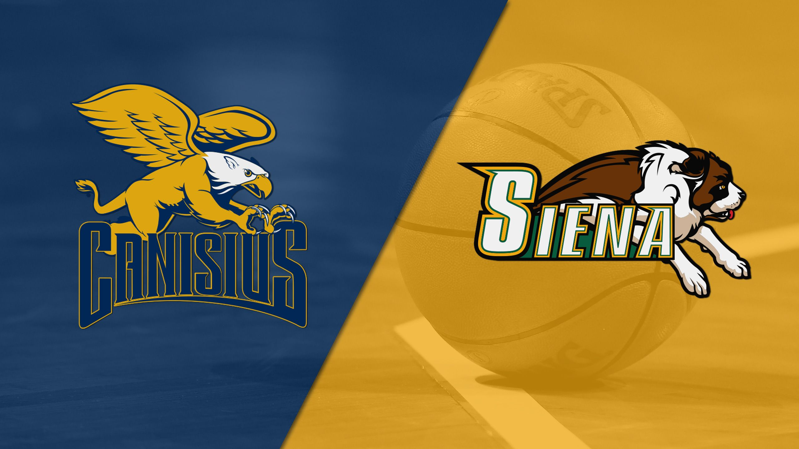 Canisius vs. Siena (M Basketball)