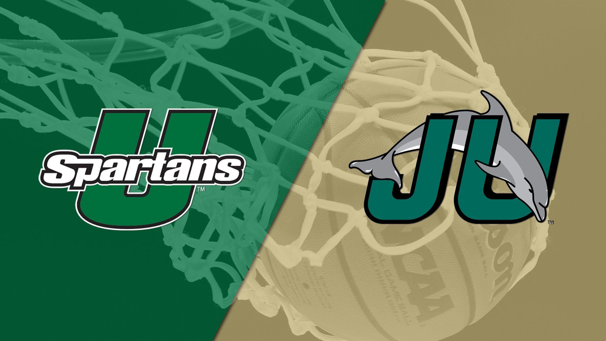 USC Upstate vs. Jacksonville (M Basketball)