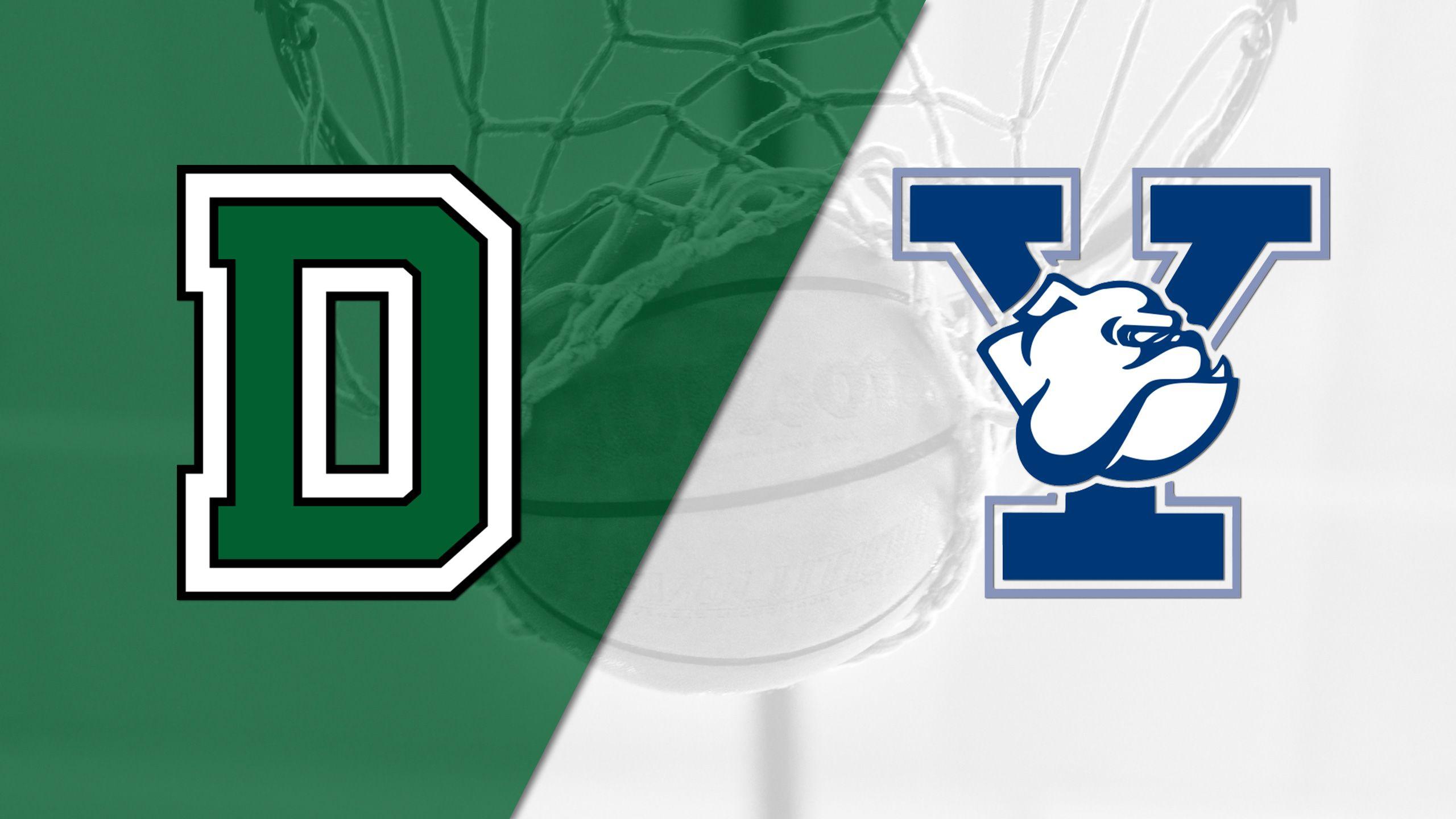 Dartmouth vs. Yale (M Basketball)