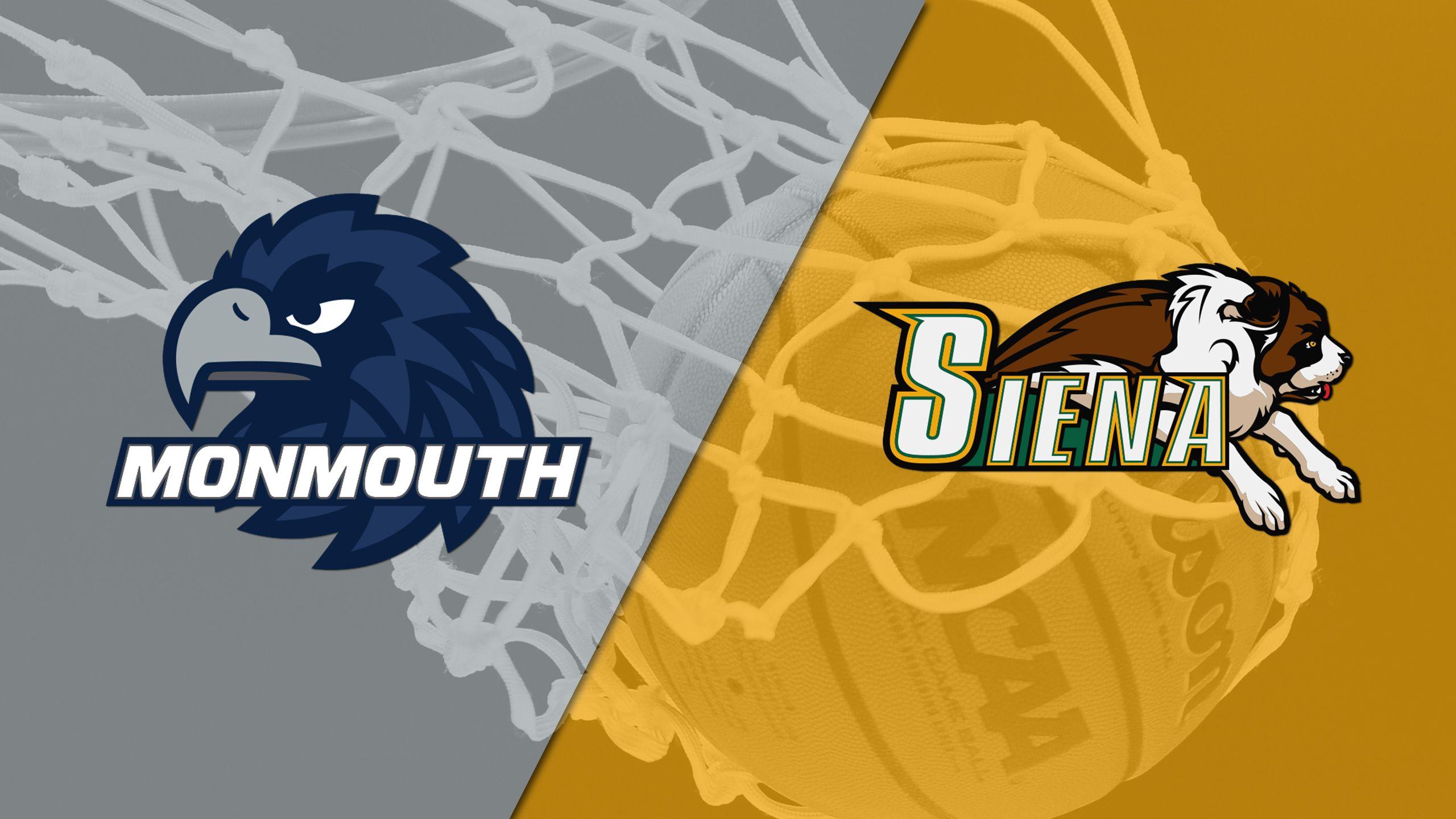 Monmouth vs. Siena (M Basketball)