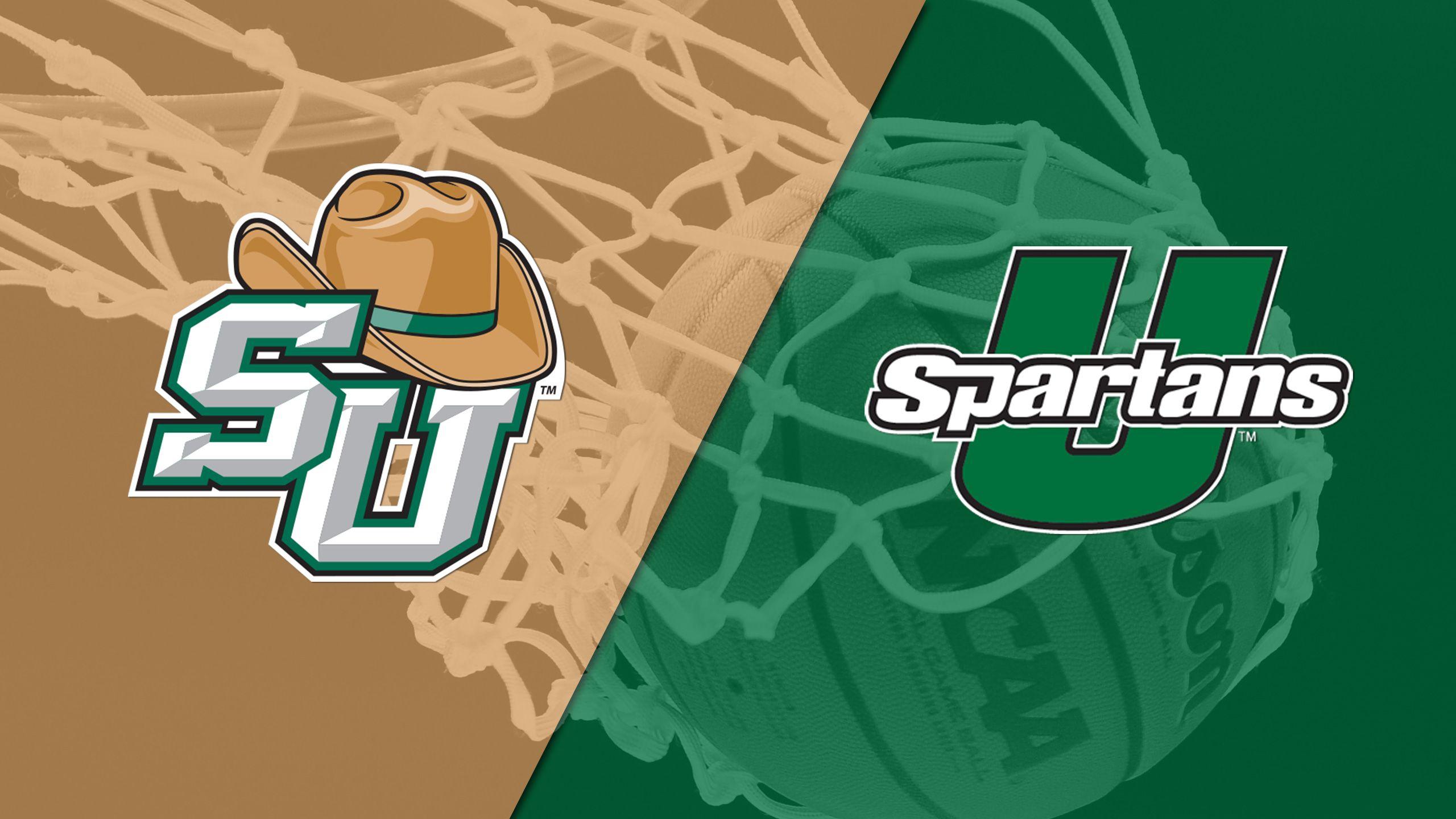 Stetson vs. USC Upstate (M Basketball)