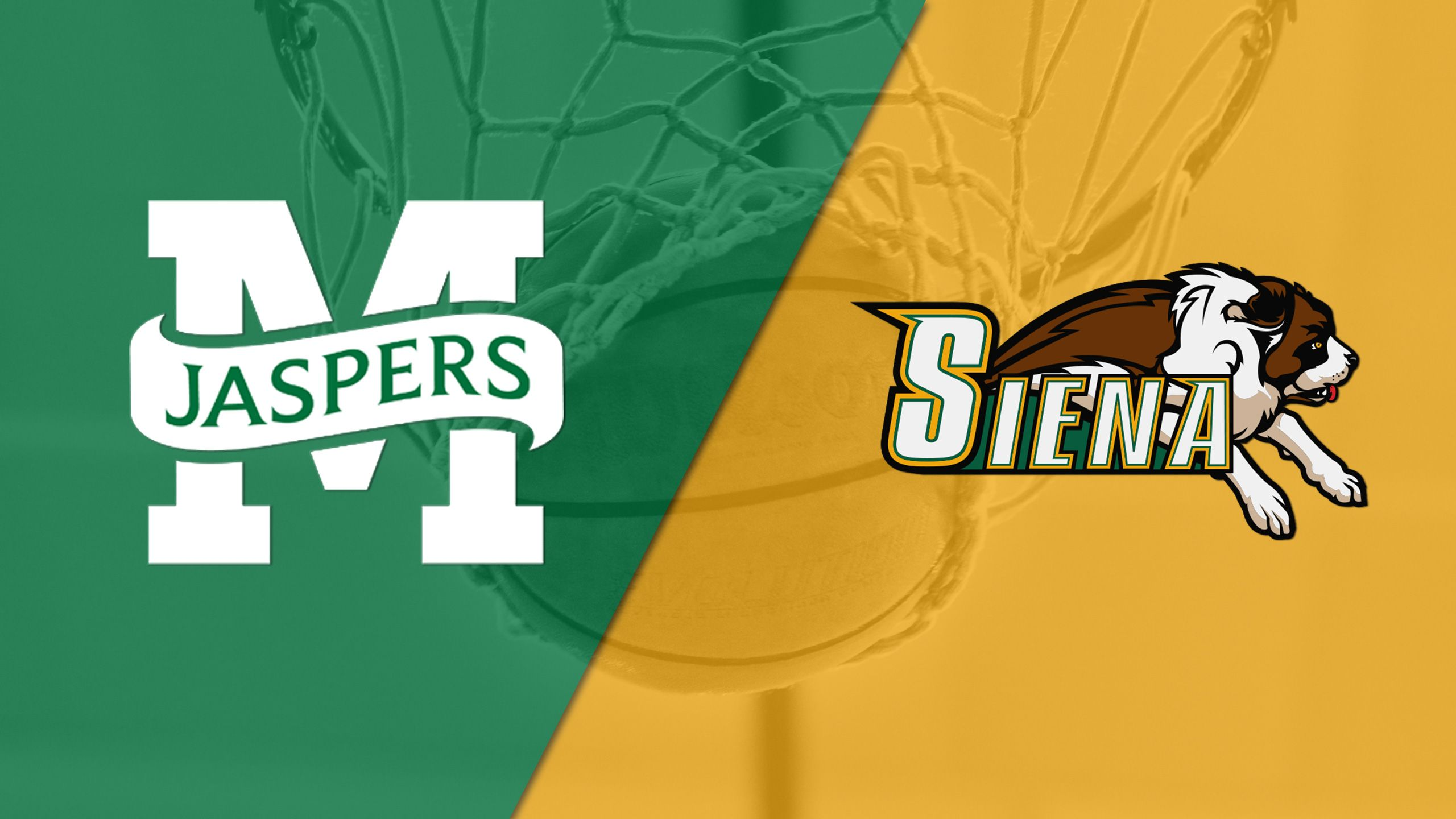 Manhattan vs. Siena (M Basketball)