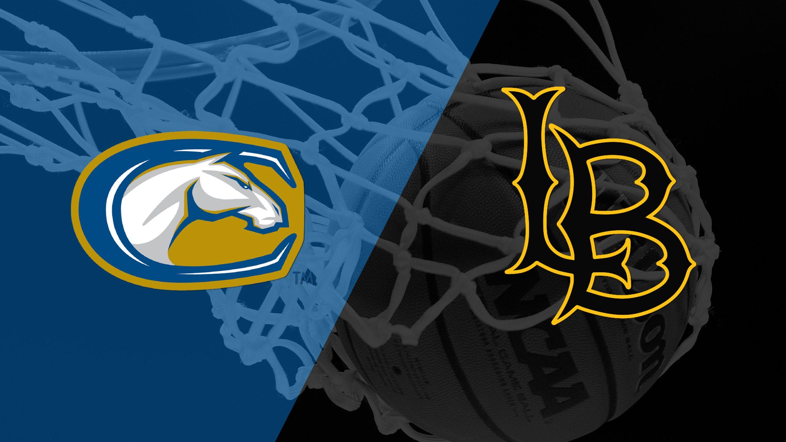 UC Davis vs. Long Beach State (M Basketball)