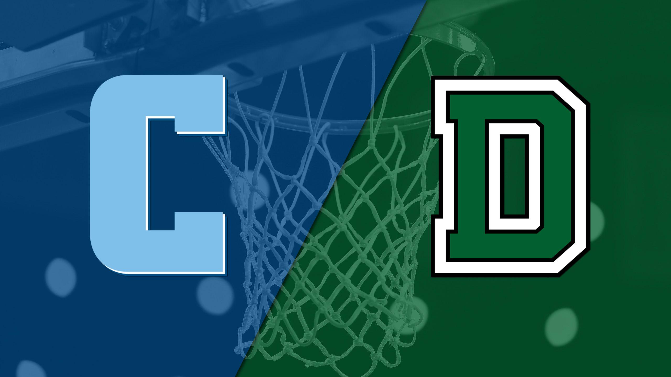 Columbia vs. Dartmouth (M Basketball)