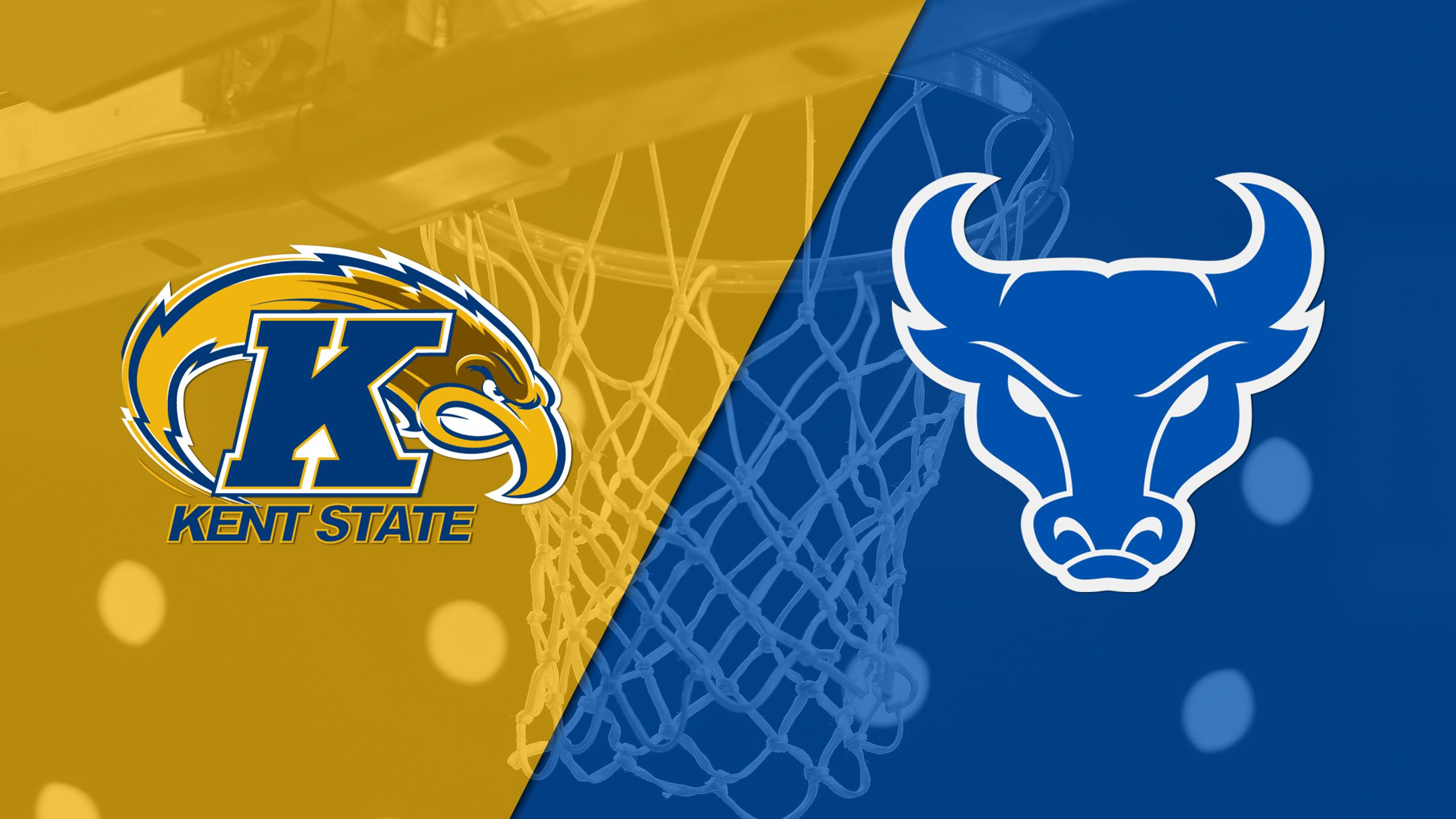 Kent State vs. Buffalo (M Basketball)