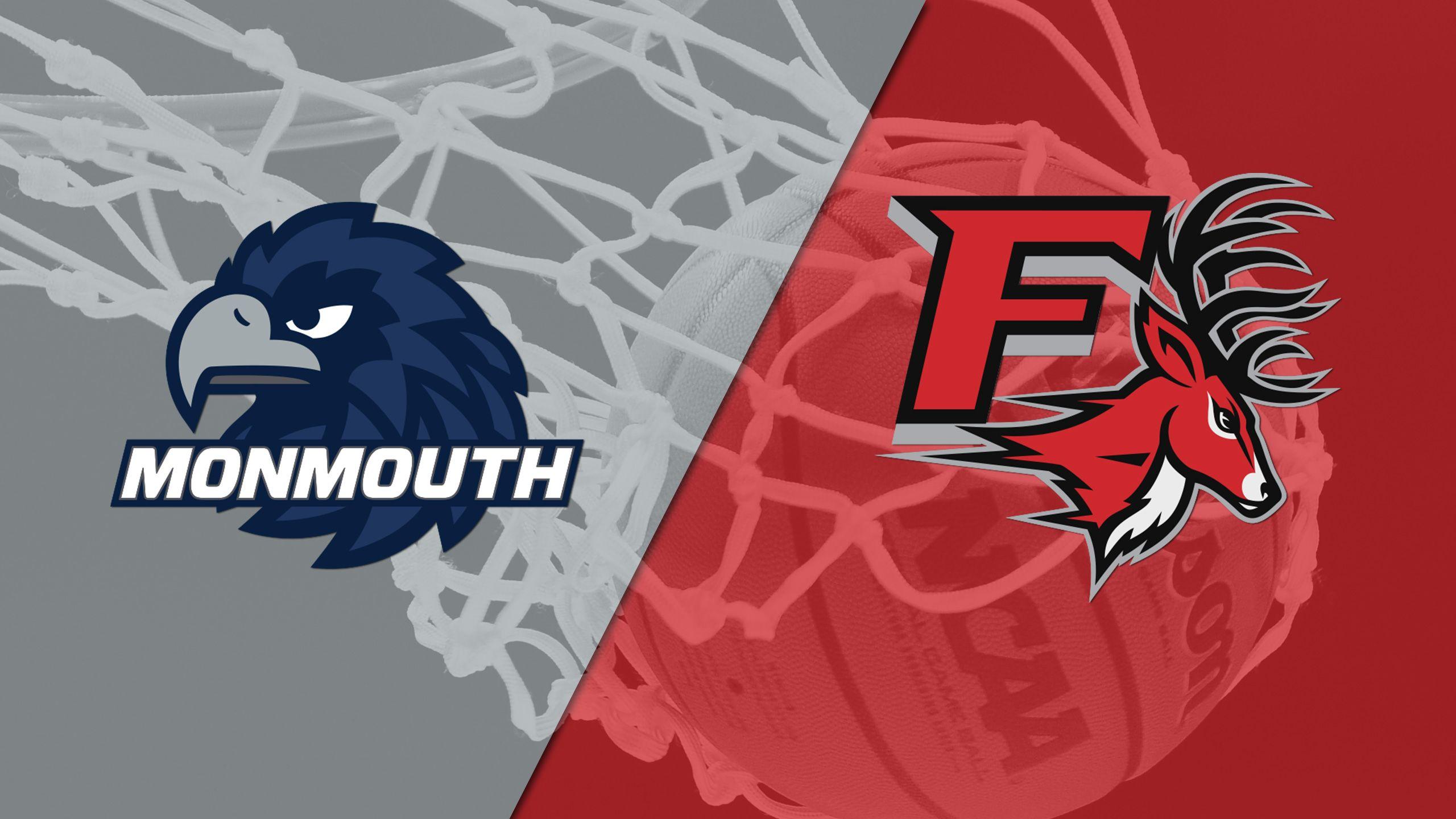 Monmouth vs. Fairfield (M Basketball)