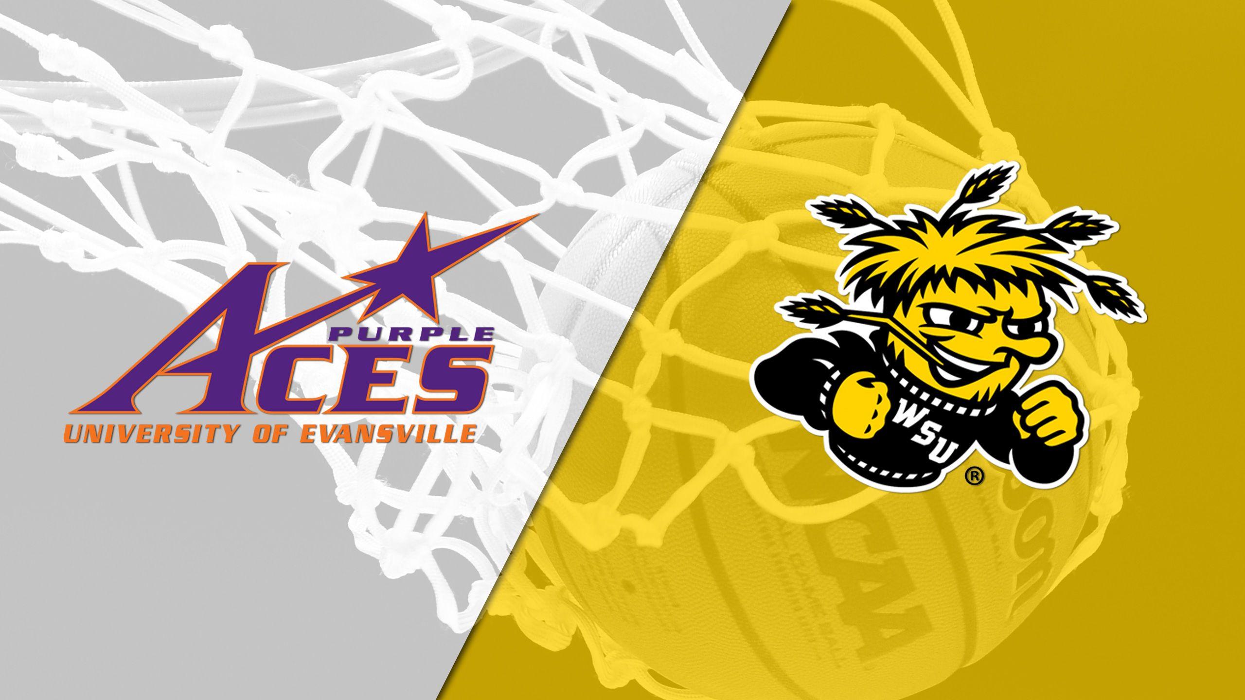Evansville vs. #25 Wichita State (M Basketball)