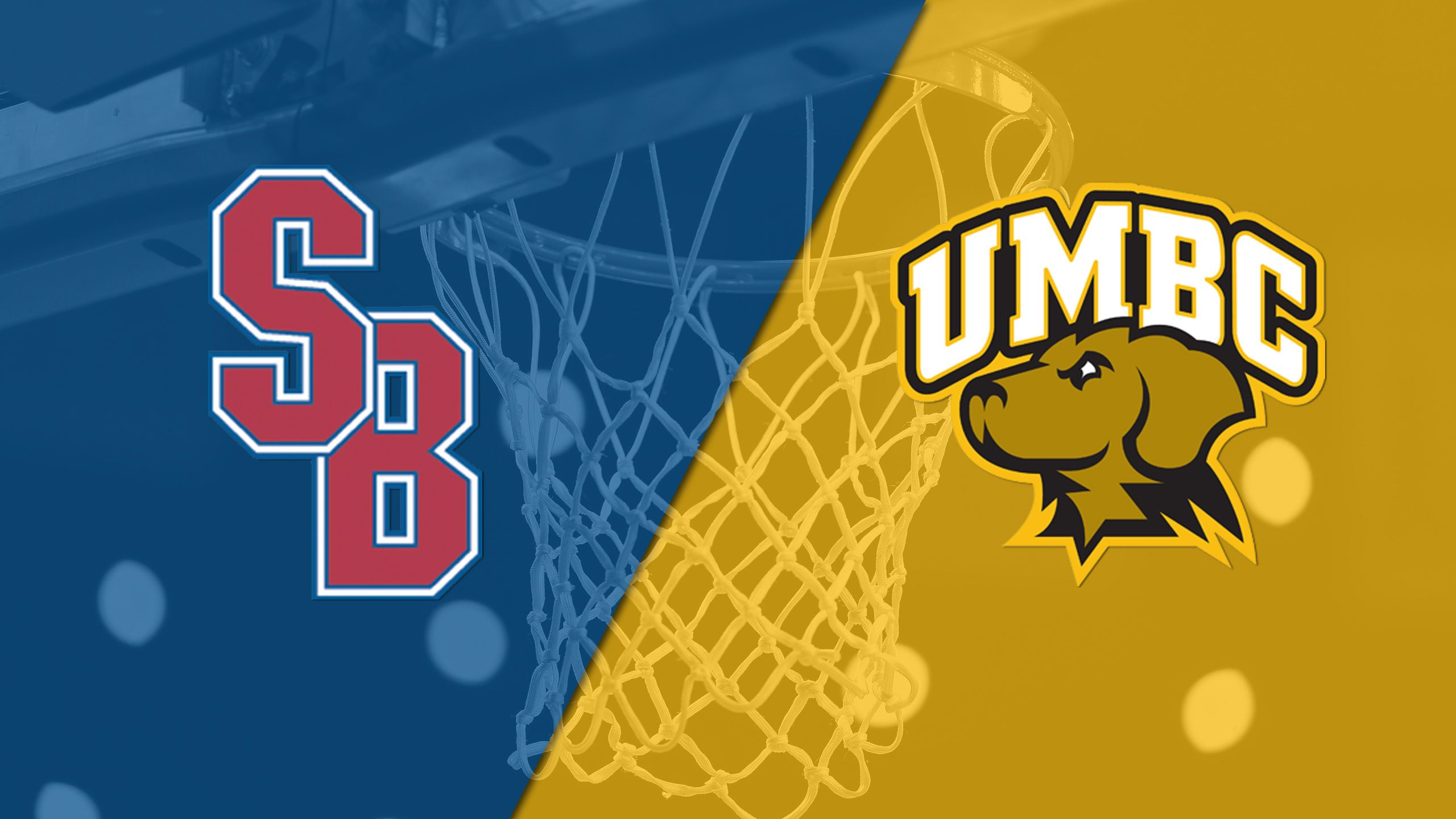 Stony Brook vs. UMBC (M Basketball)