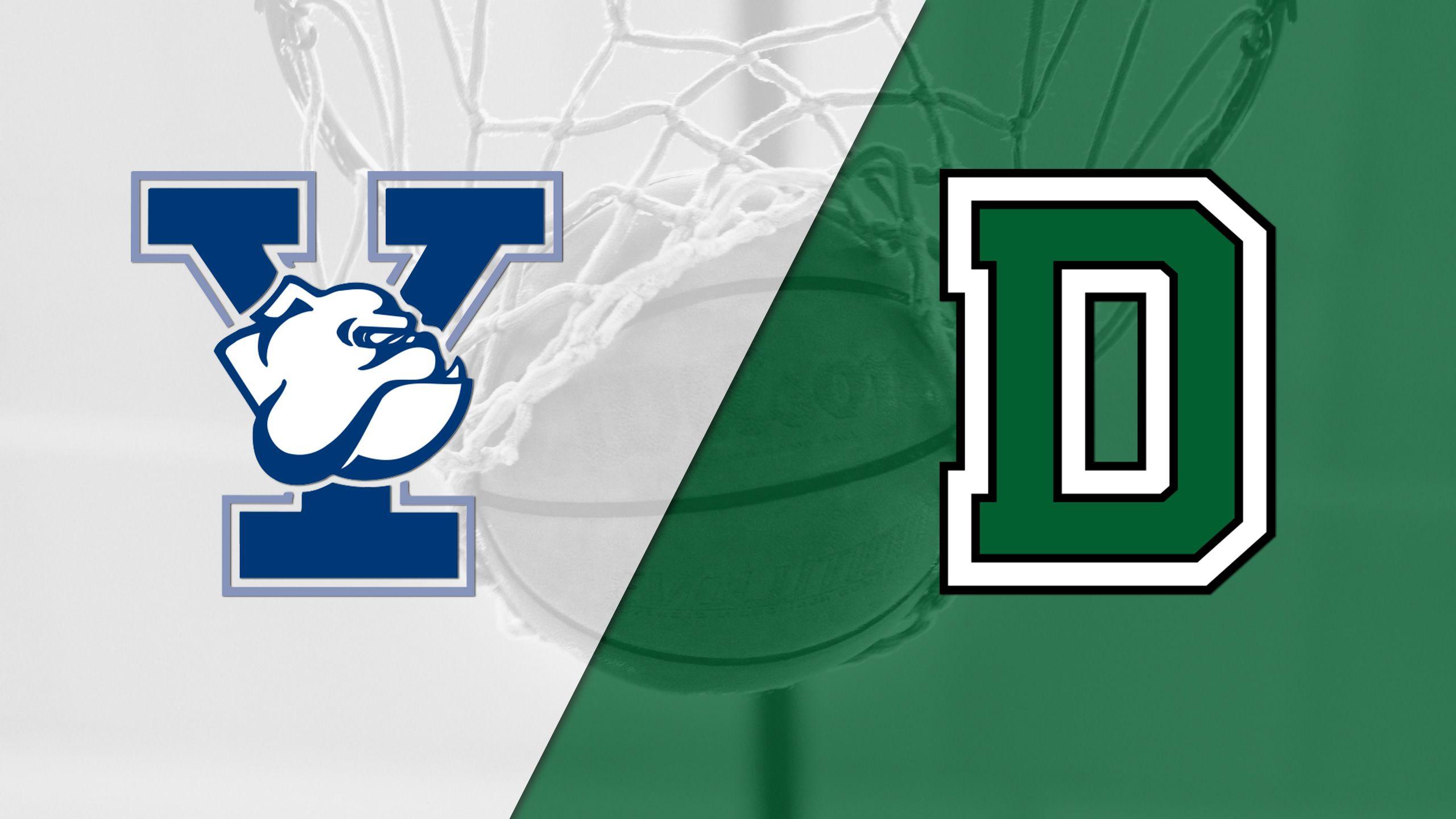 Yale vs. Dartmouth (M Basketball)