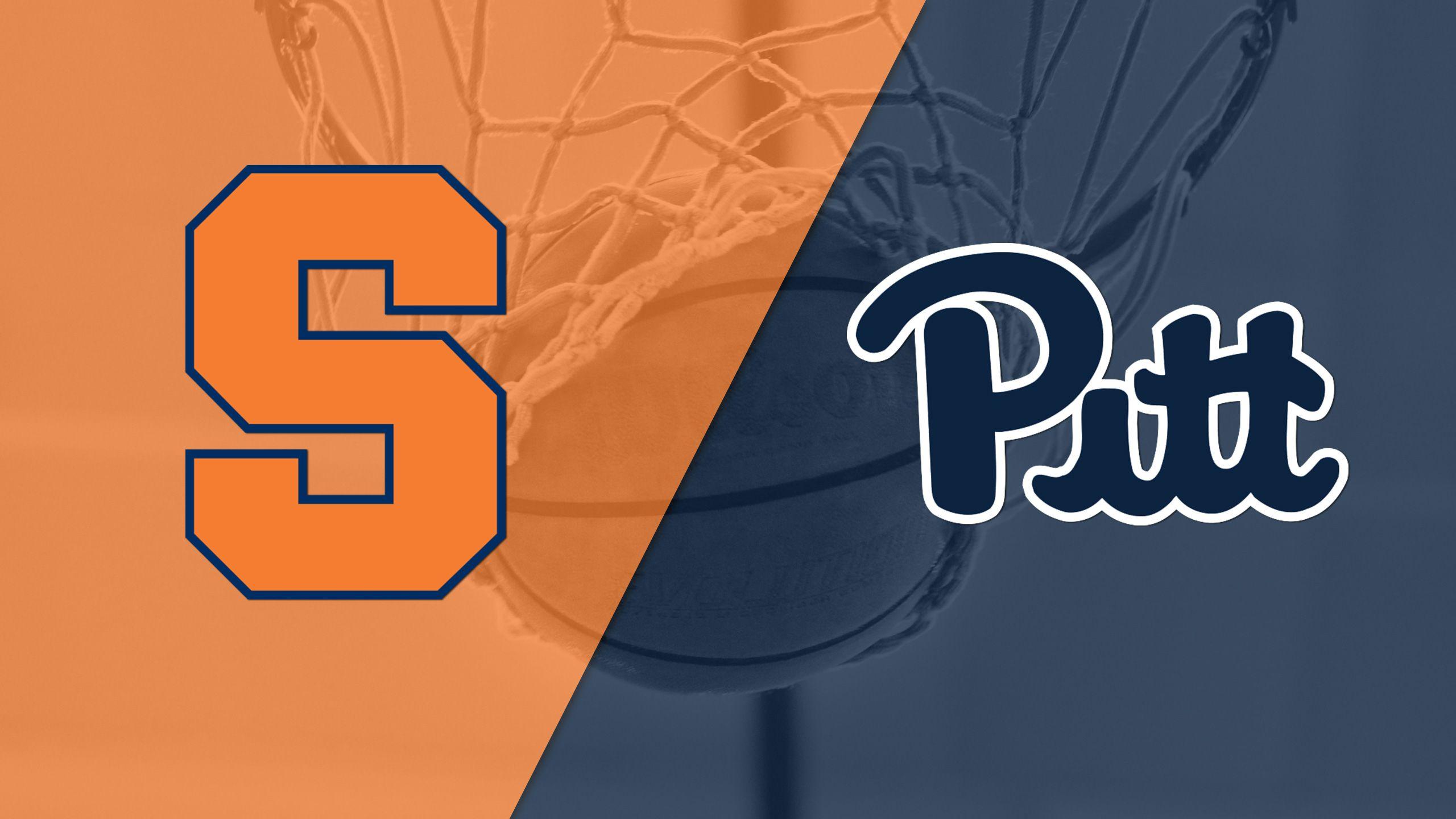 Syracuse vs. Pittsburgh (M Basketball)