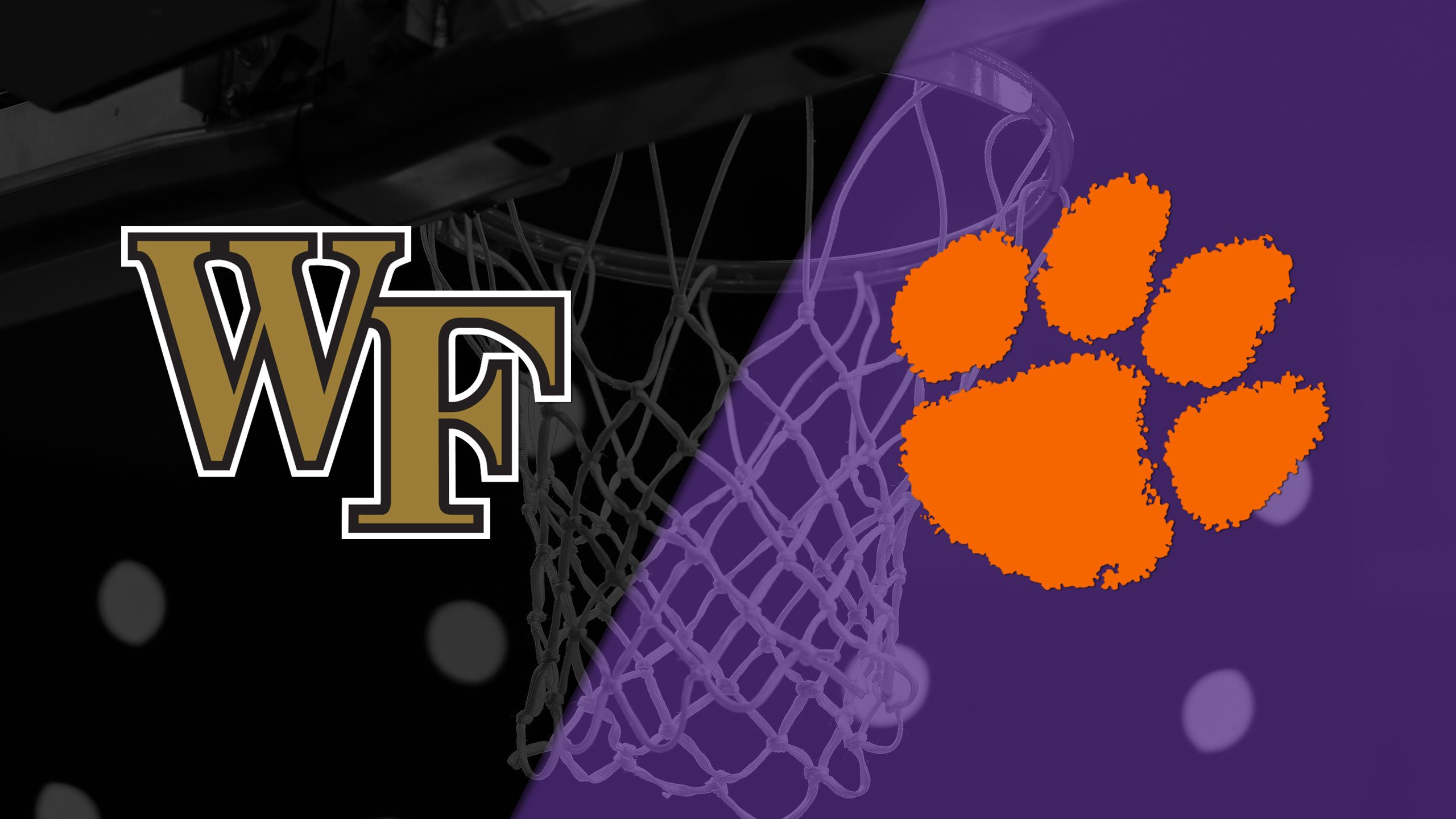 Wake Forest vs. Clemson (M Basketball)