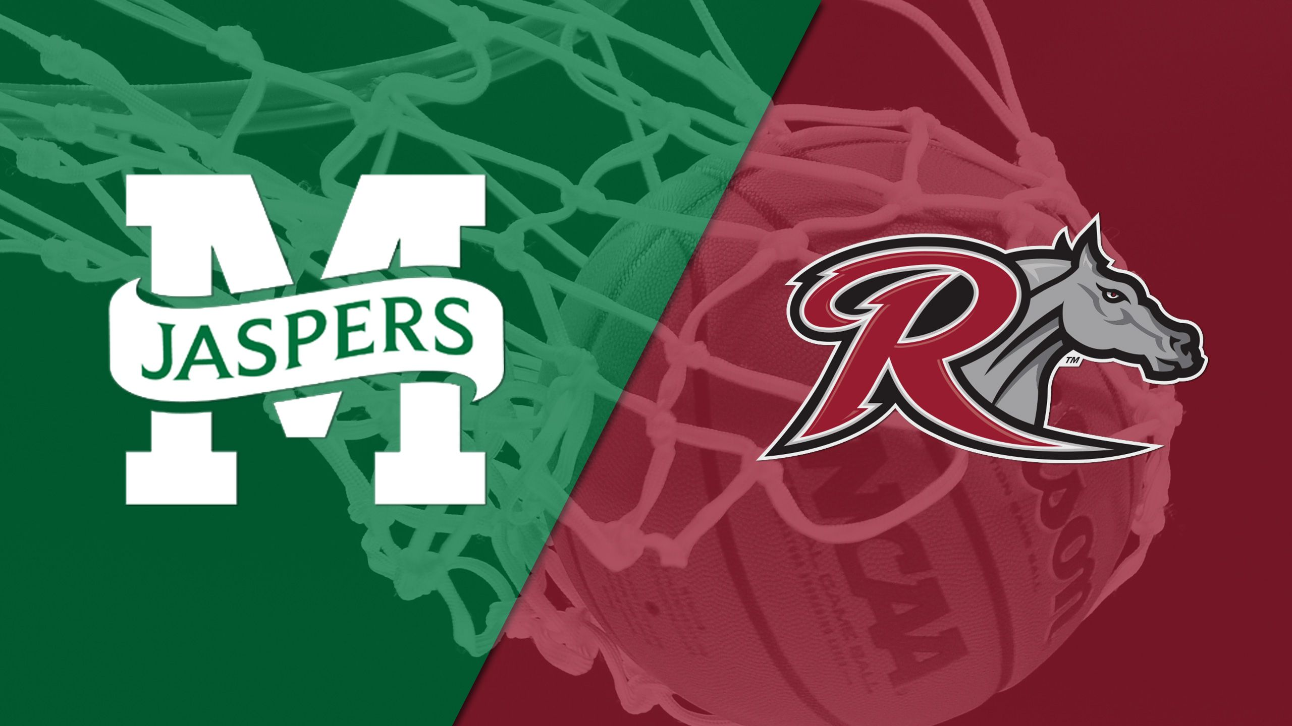 Manhattan vs. Rider (First Round, Game 3) (MAAC Men's Championship)