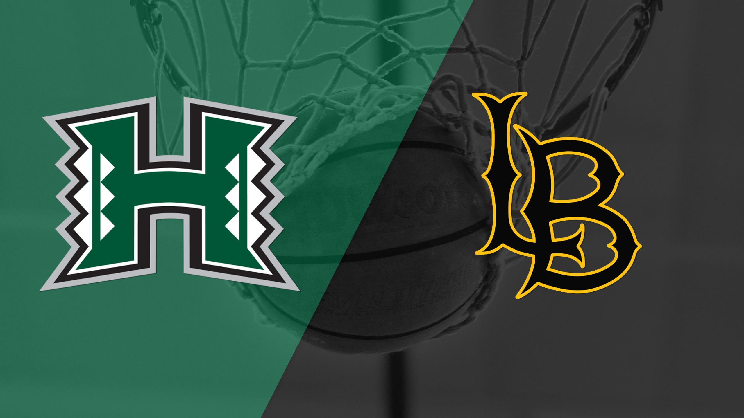 Hawai'i vs. Long Beach State (M Basketball)