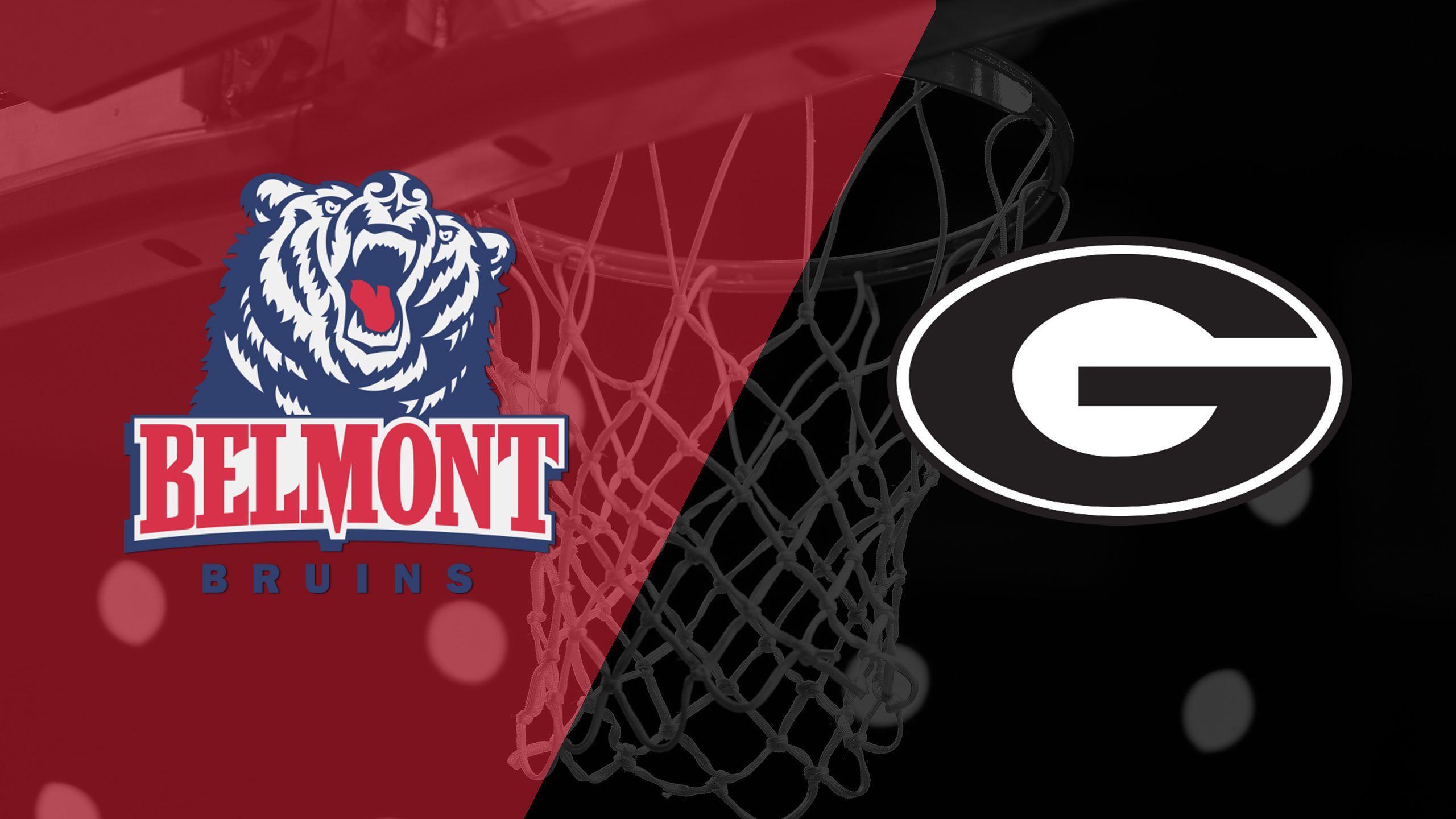 #7 Belmont vs. #2 Georgia (First Round) (NIT)