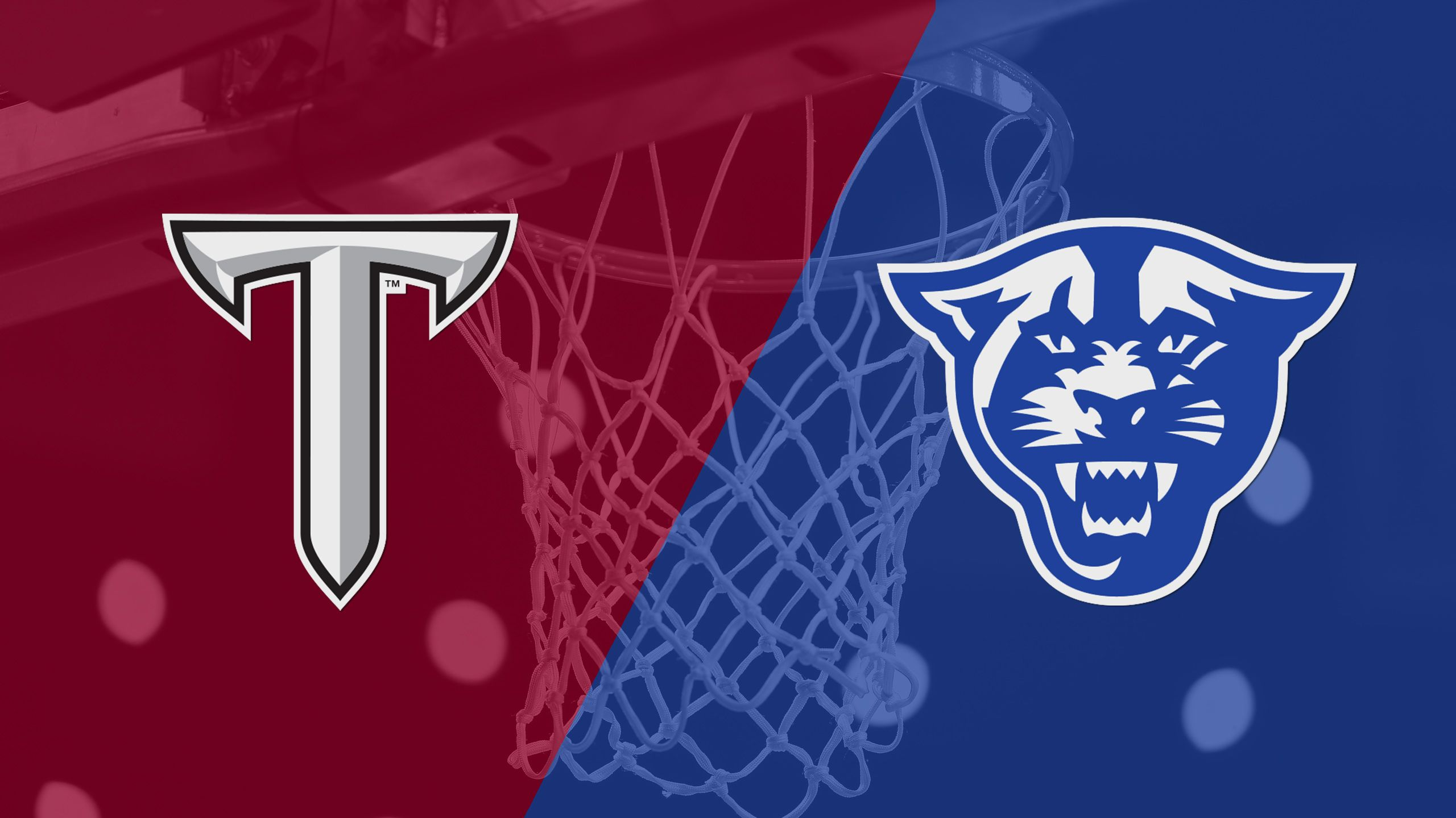 Troy vs. Georgia State (Semifinal #2) (Sun Belt Conference Men's Championship)