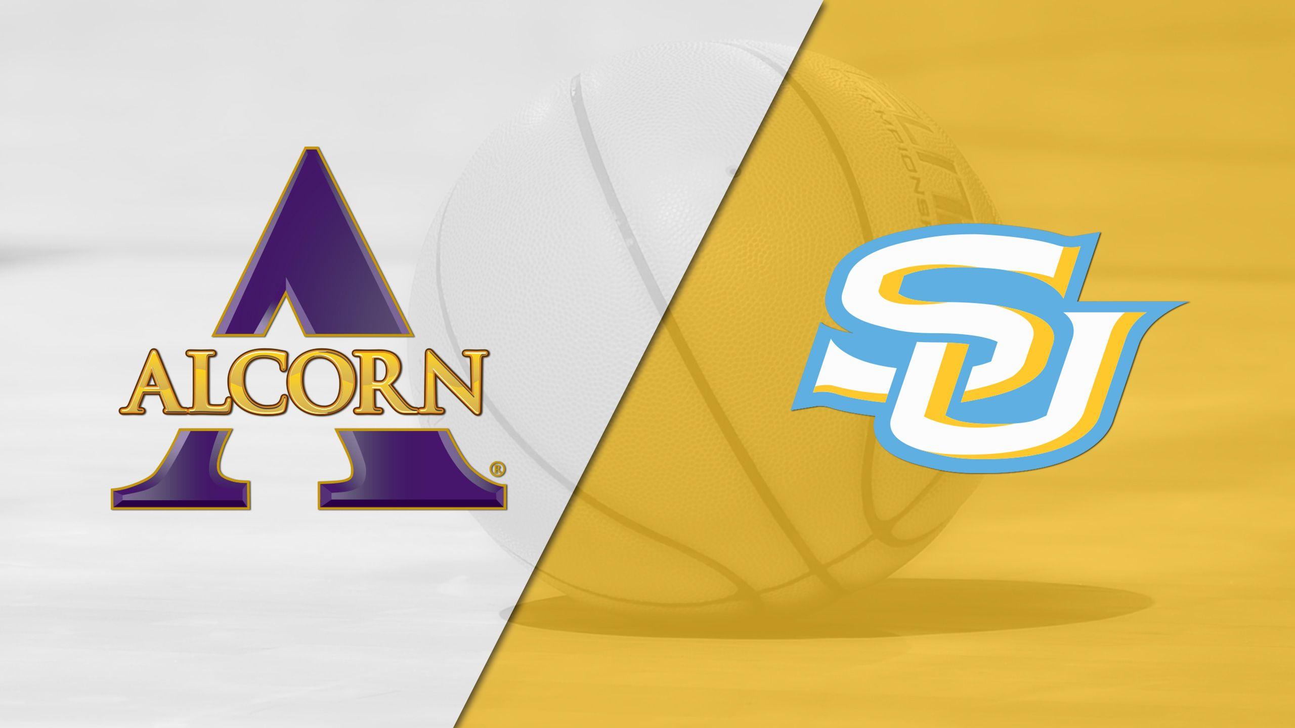 Alcorn State vs. Southern (M Basketball)