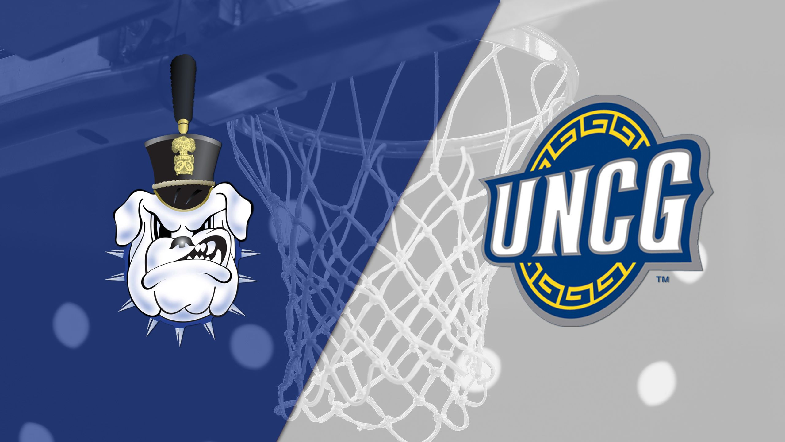 Citadel vs. UNC Greensboro (Quarterfinal #1) (SoCon Men's Championship)