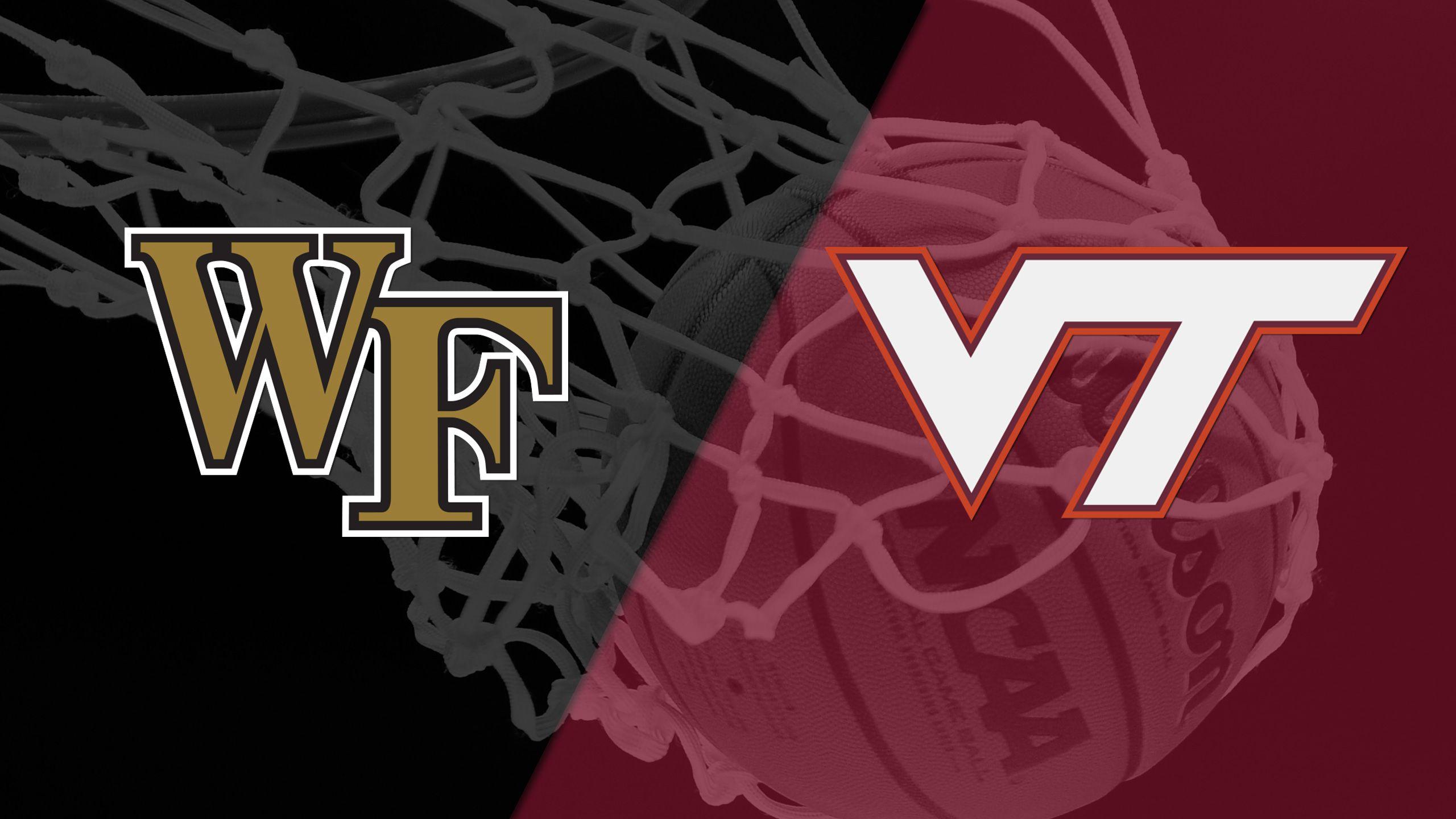 Wake Forest vs. Virginia Tech (M Basketball)